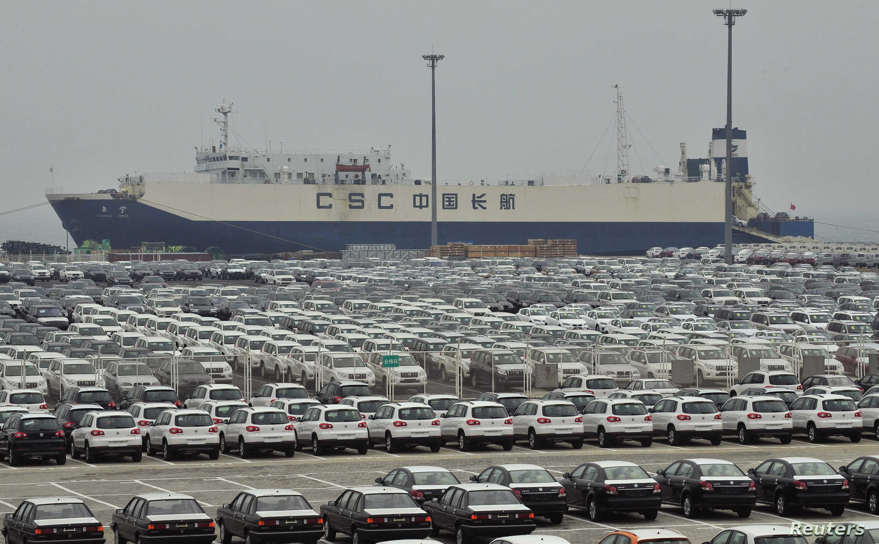 Chinese Car Makers Poised to Fill Gap in Iranian Market as