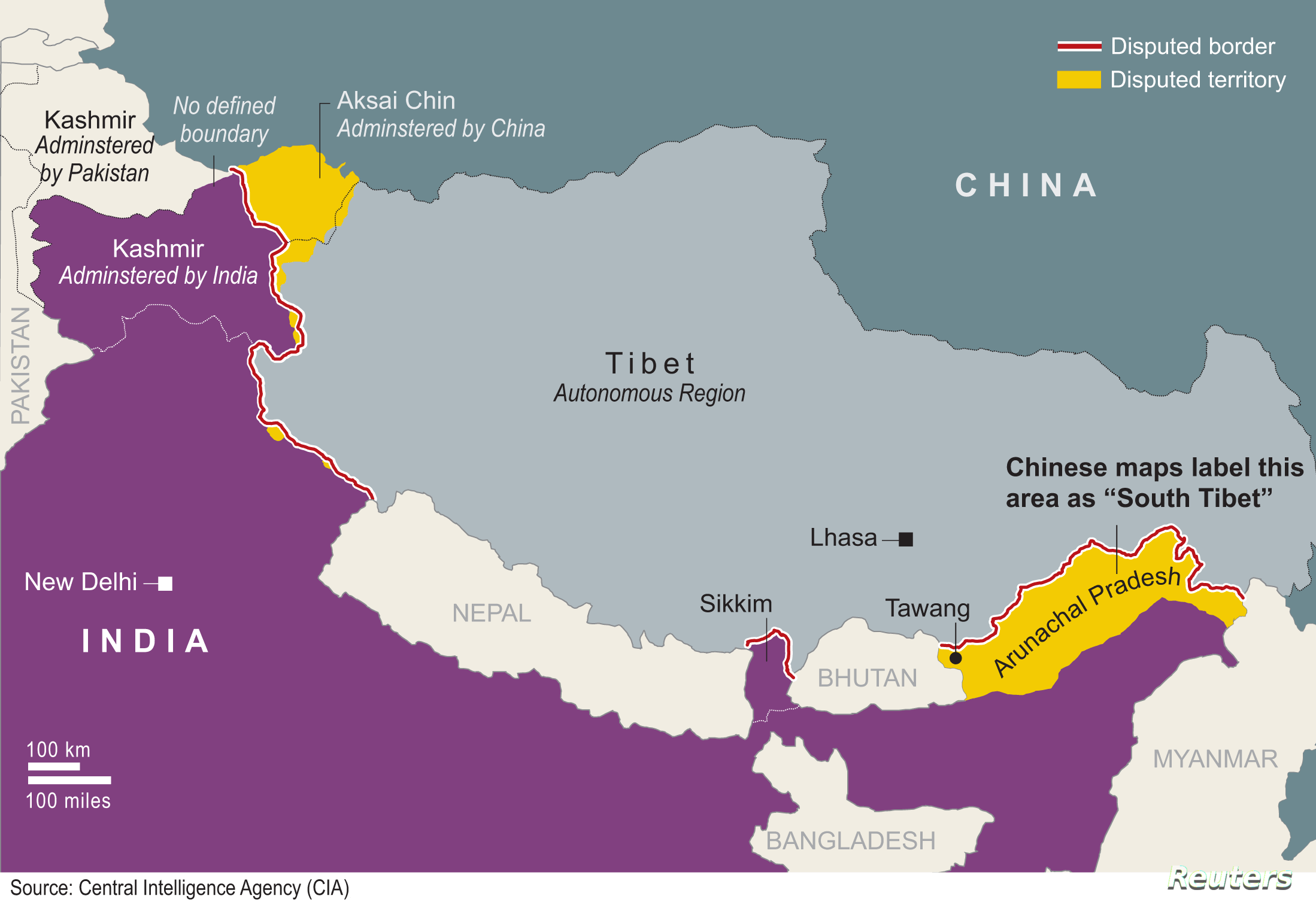 China: India Must Pull Back its Troops Amid Border Standoff | Voice on