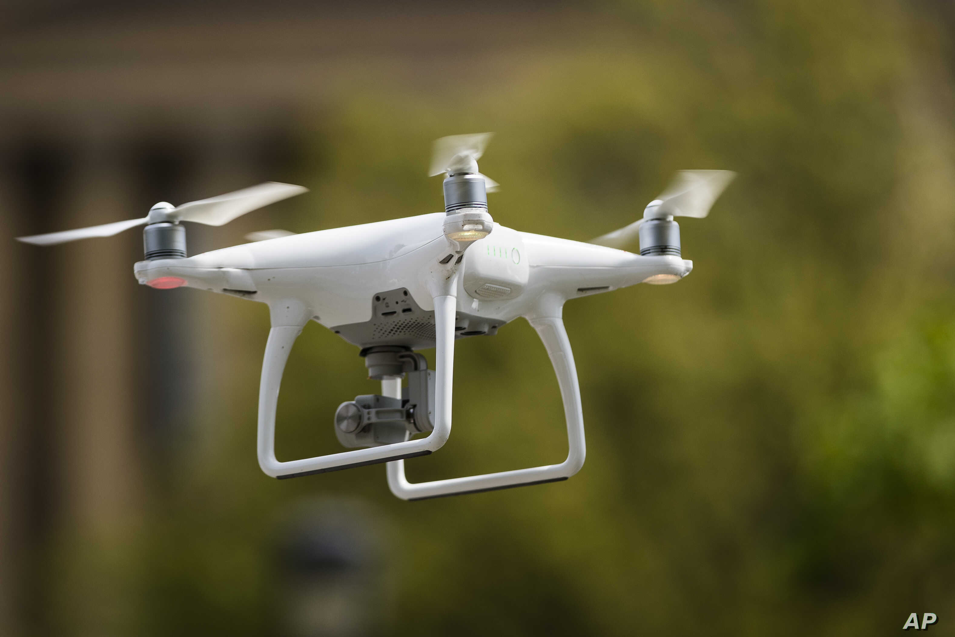 Airlines Agency Backs Creation of Global Drone Registry | Voice of