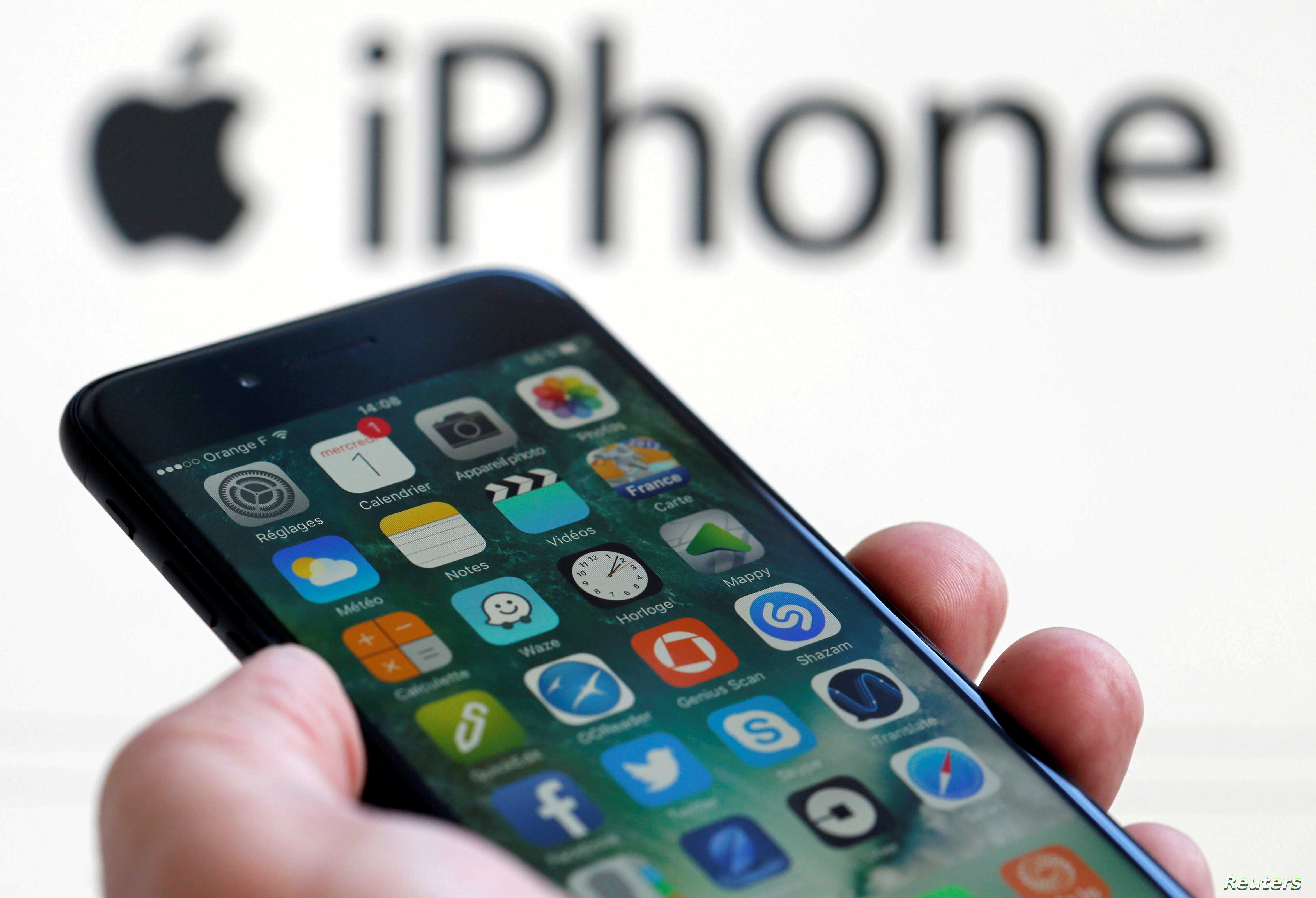 Calendrier Hac.Wikileaks Cia Can Infect Factory Fresh Iphones Voice Of