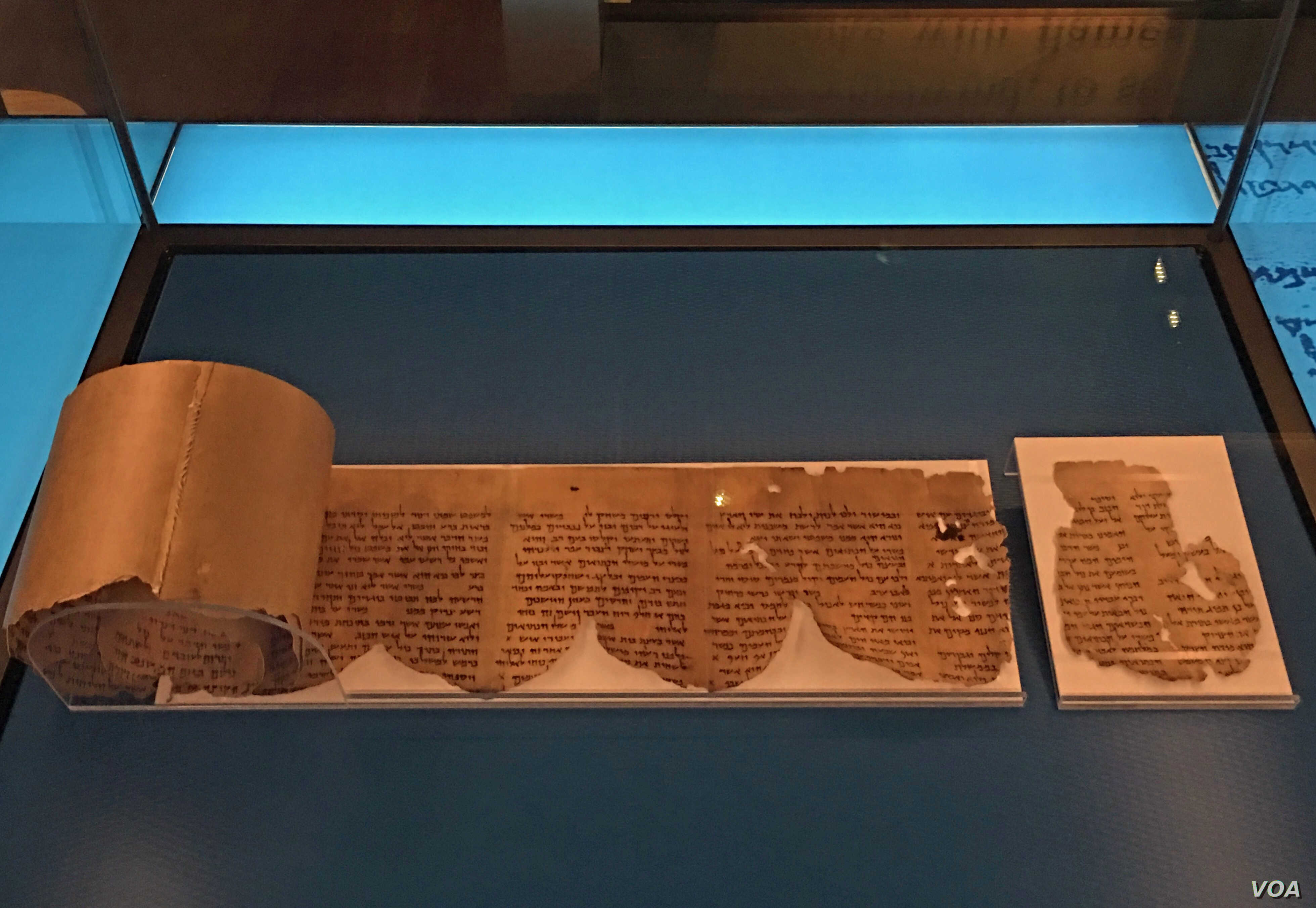 Bible Museum Admits Some of Its Dead Sea Scrolls Are Fake | Voice of