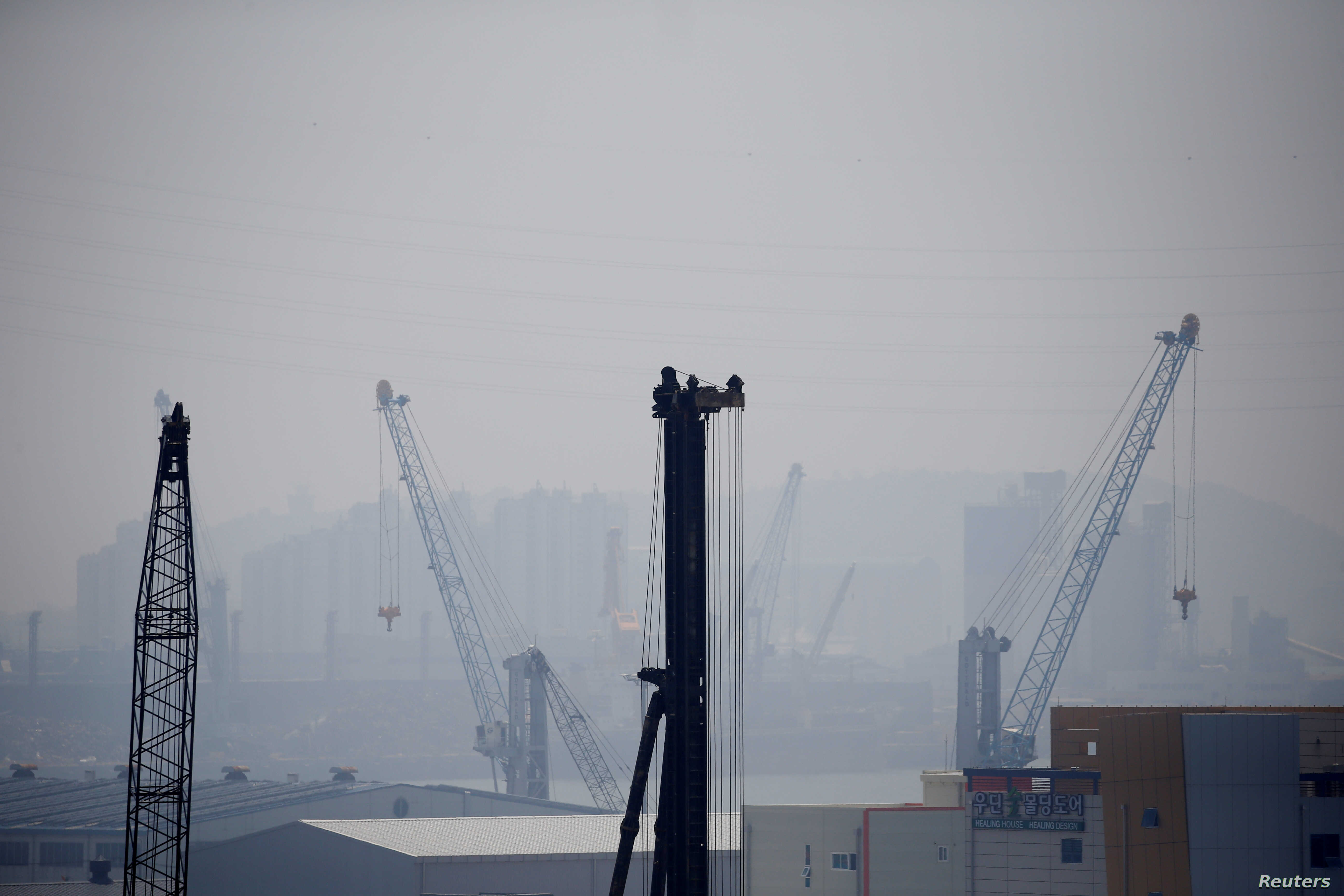 South Korea's Difficult Road Ahead to Combat Fine Dust
