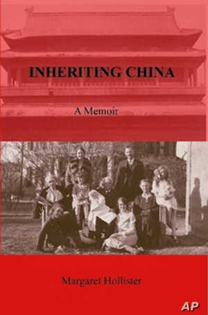 Margaret Hollister's memoir, 'Inheriting China,' was self-published rather than being released by a traditional publisher.