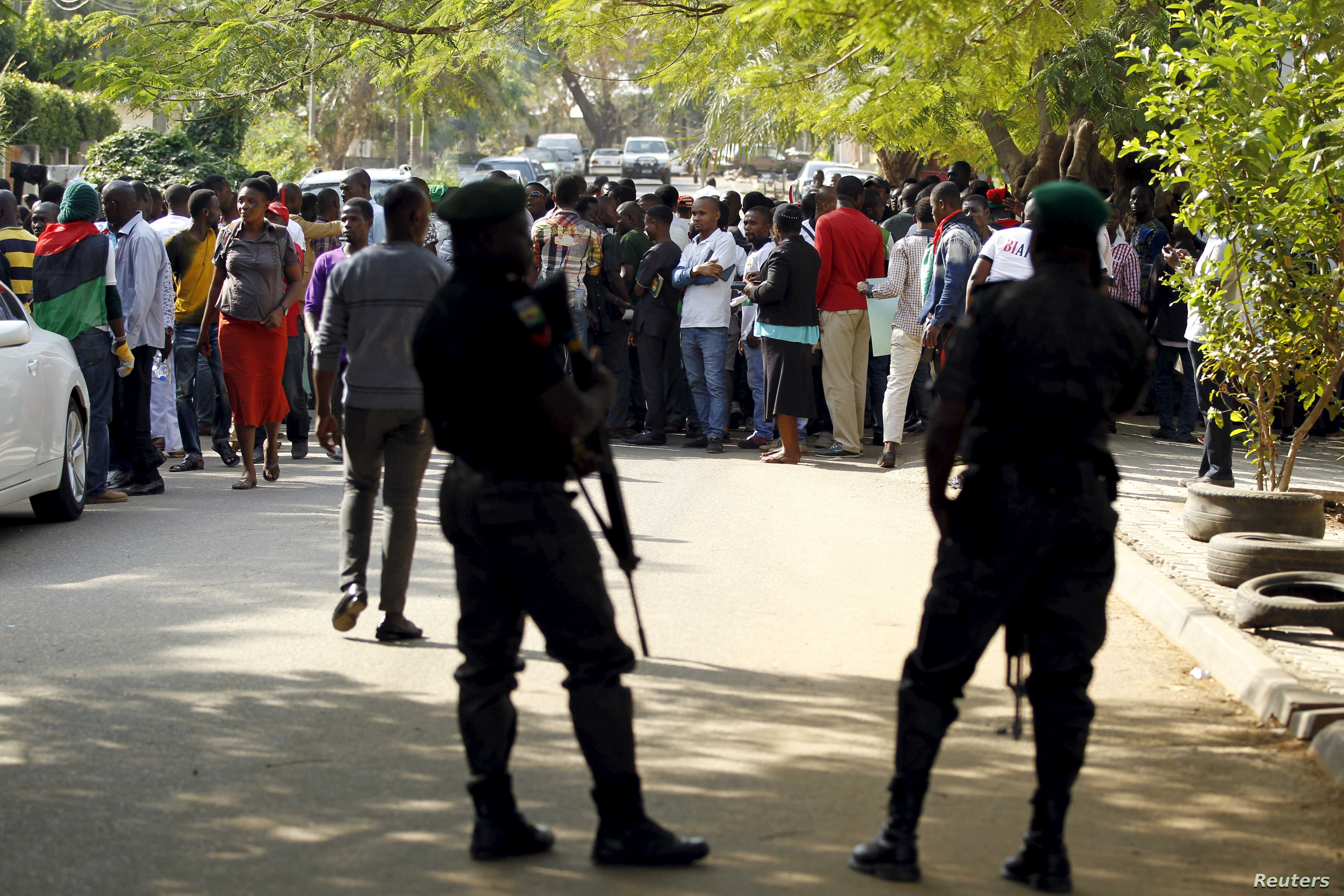Amnesty: Military Killed 150 Pro-Biafra Separatists in