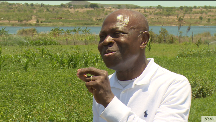 Gilbert Houngbo, president of International Fund for Agricultural Development, says his United Nations agency, is set to make its first investment in Zimbabwe in several years. Speaking to VOA in Mutoko district, Dec. 4, 2018.