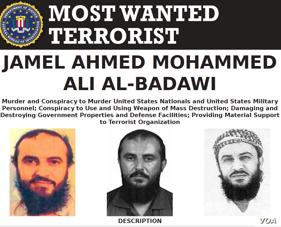 US: Airstrike Killed Alleged USS Cole Attack Mastermind