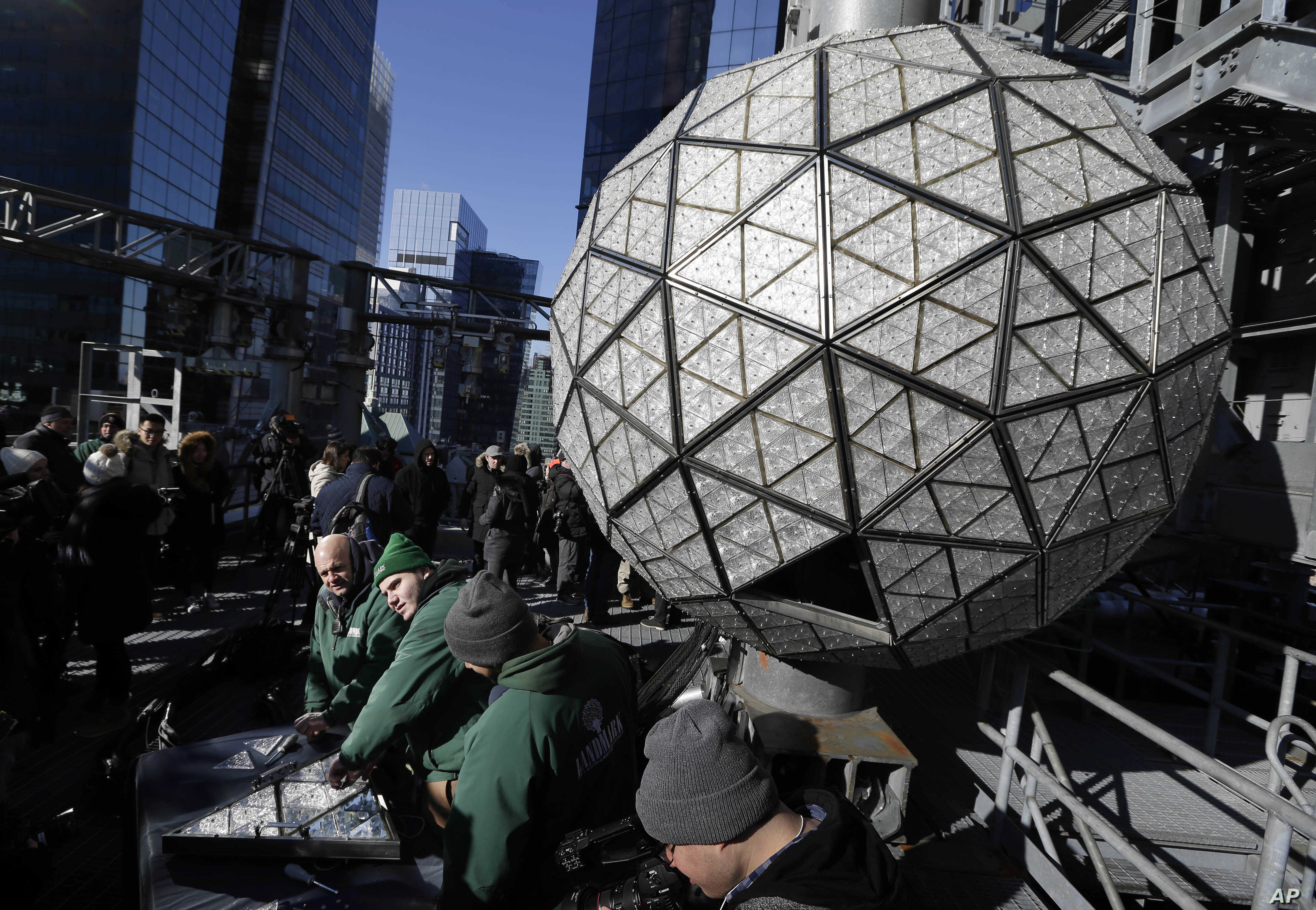 Cold Cancels Some New Year's Events, Not New York's Ball ...