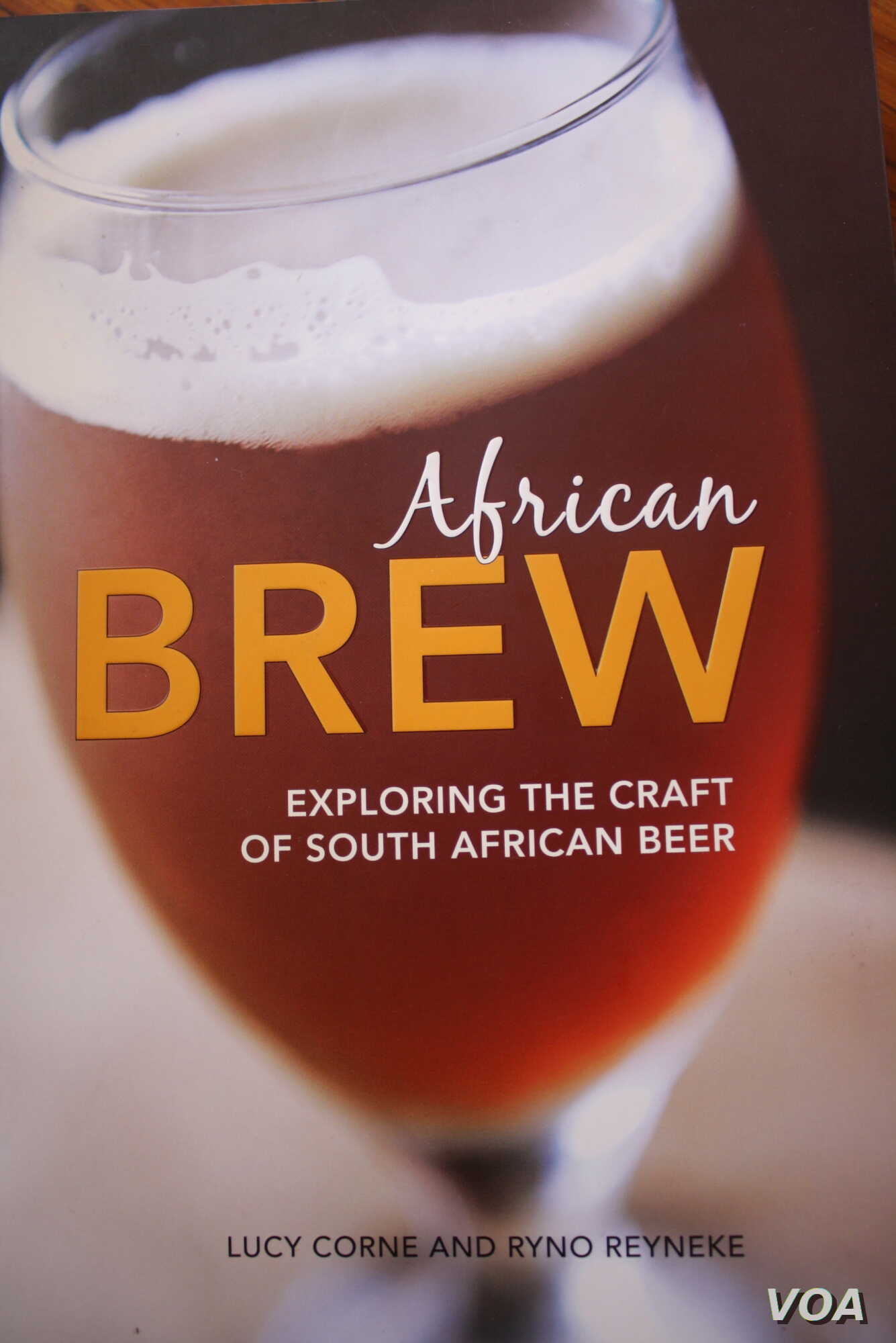 The 'bible' of craft beer in South Africa, African Brew. (
