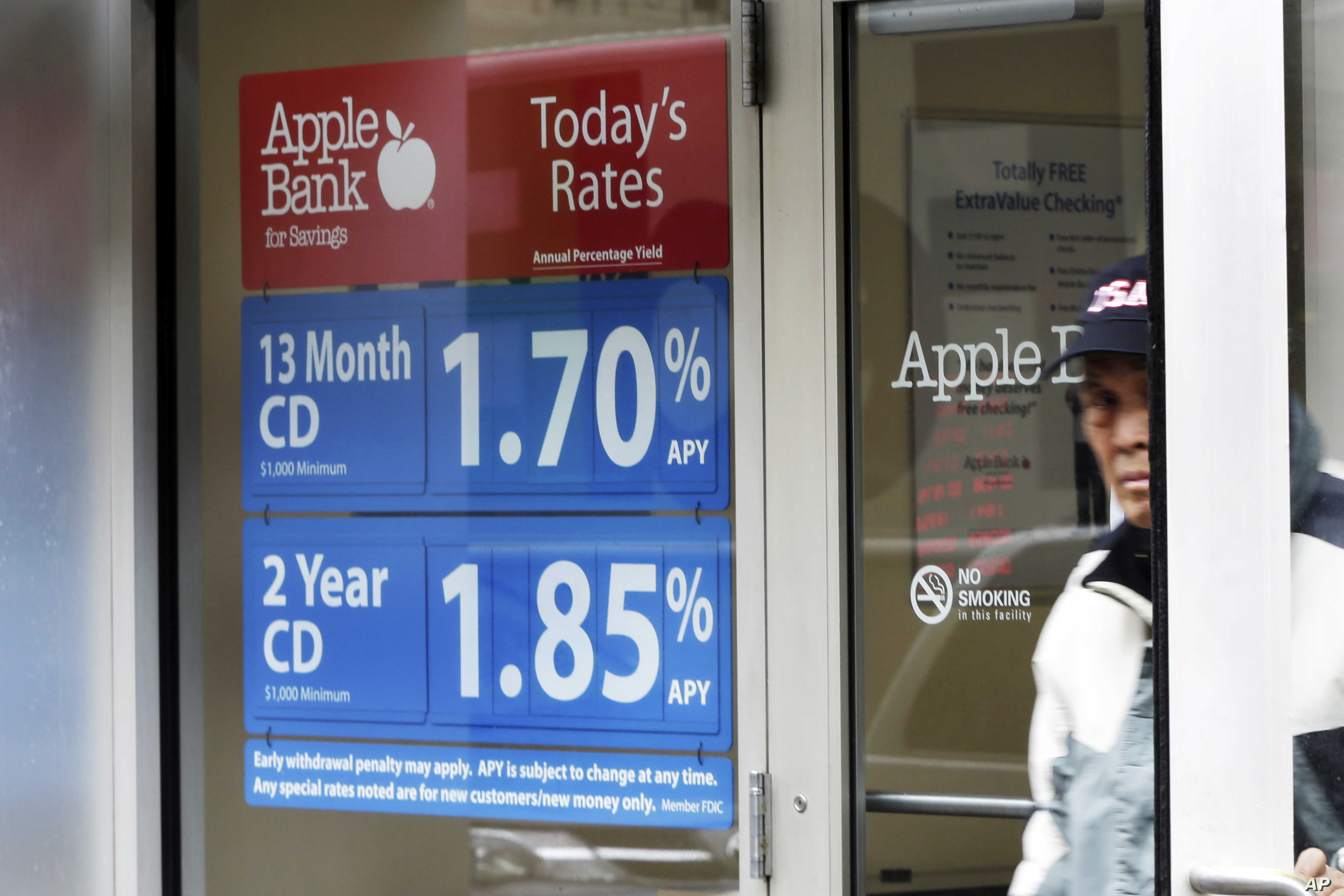 US Central Bank Expected to Raise Interest Rates Slightly