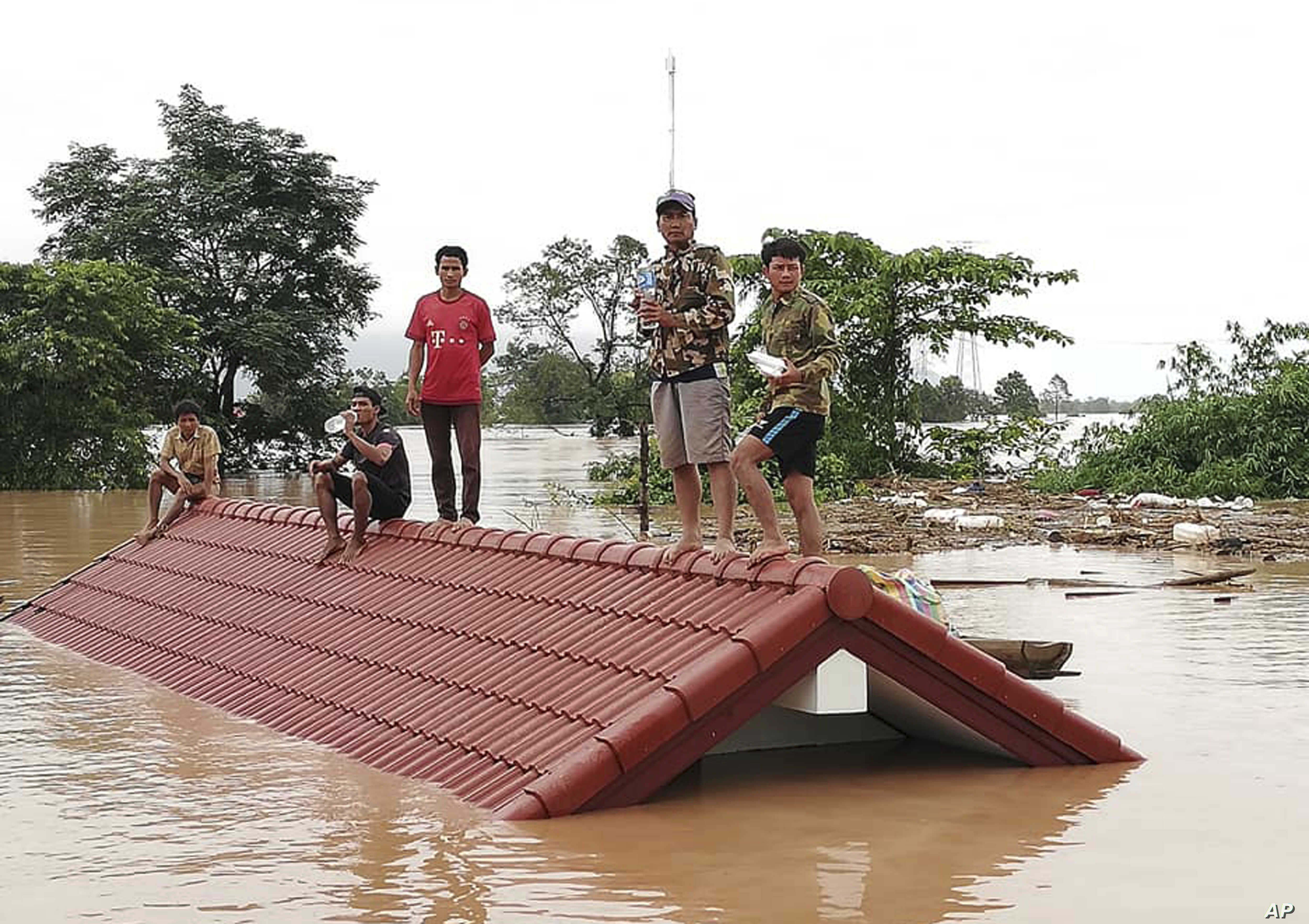 Families Search for Recompense a Year After Deadly Laos Dam