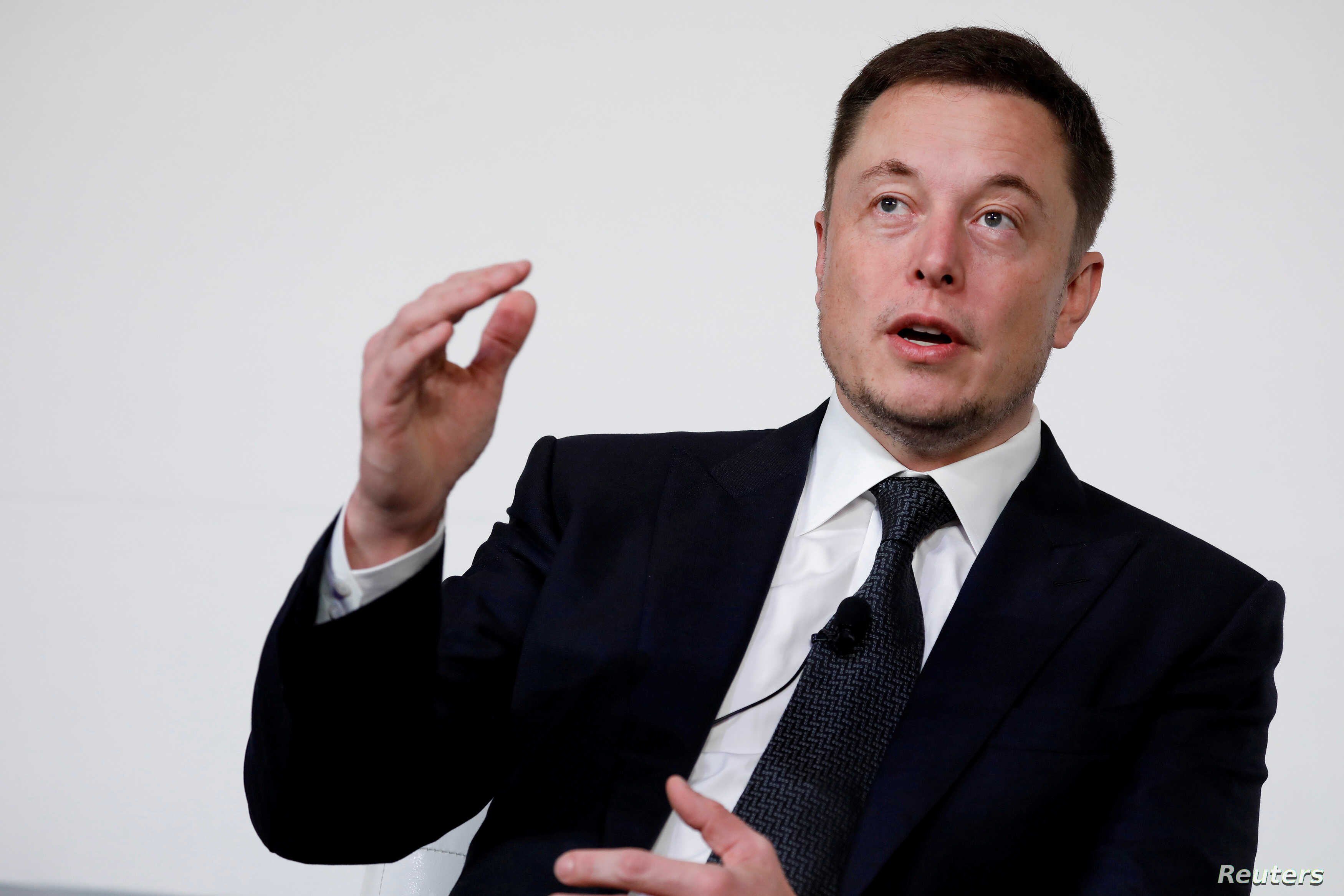 Big Pay Package for Musk, With Even Bigger Goals for Tesla | Voice
