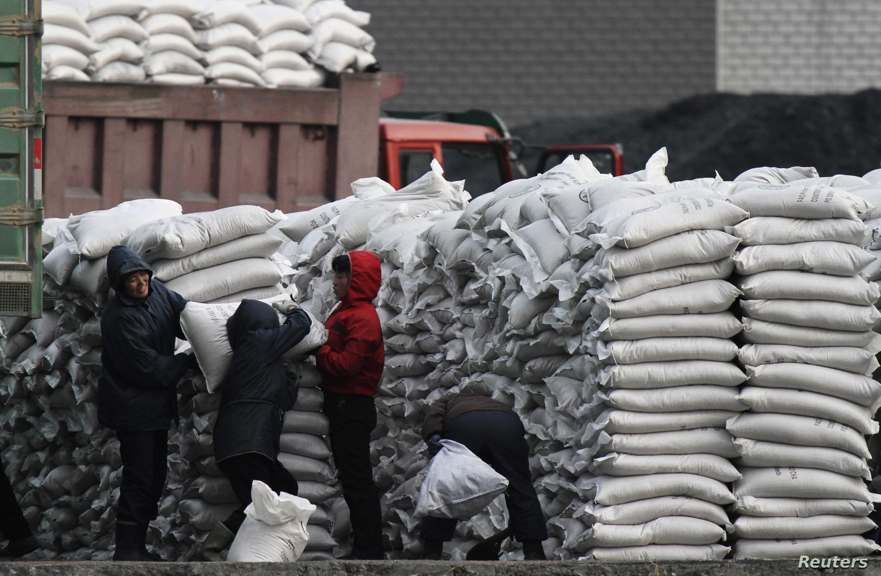 FAO: N  Korea Food Distribution Dangerously Low | Voice of