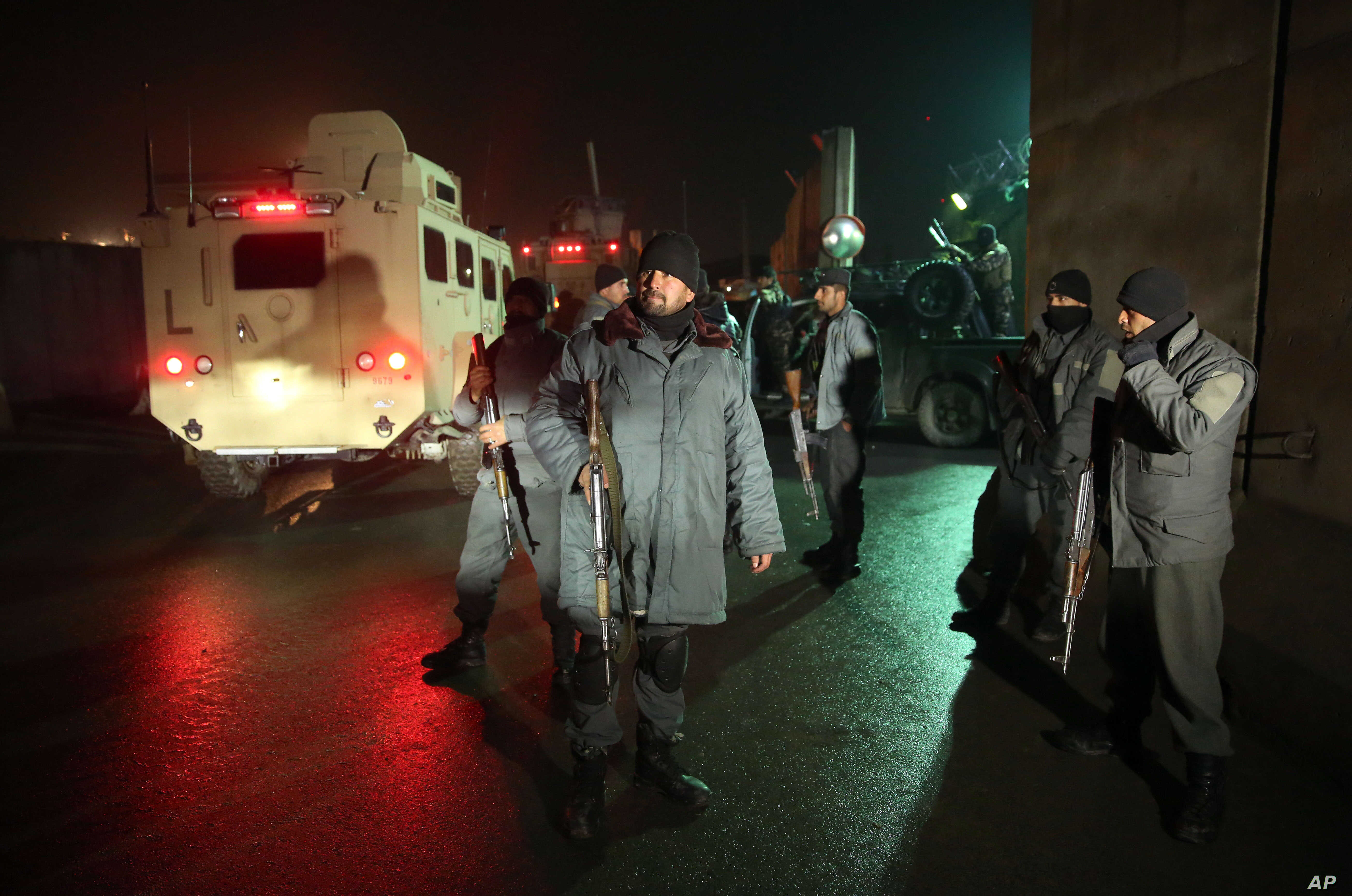 Siege Ends Near India Consulate in Afghanistan   Voice of