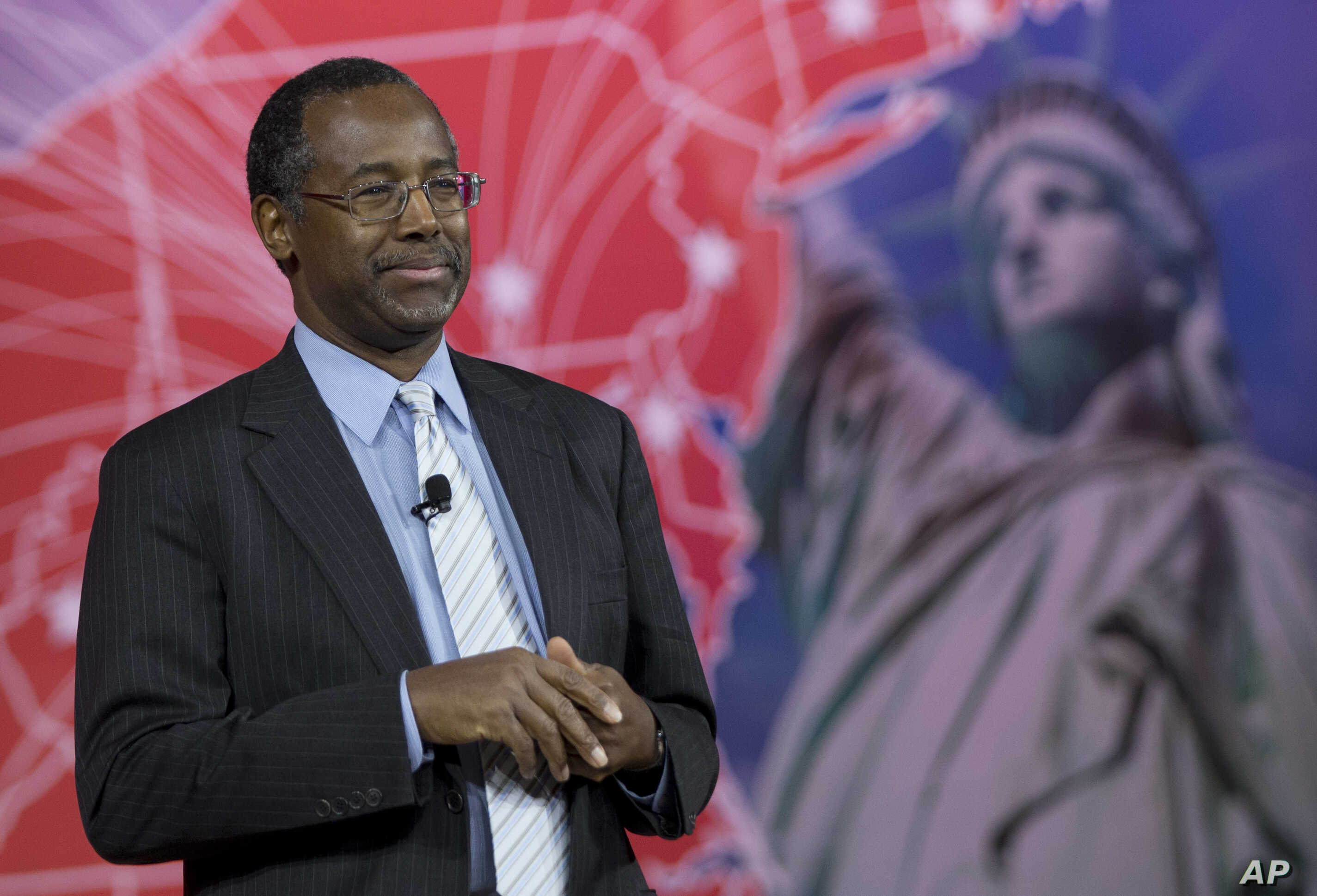 VOA Q&A: Ben Carson Discusses Race Relations in Baltimore