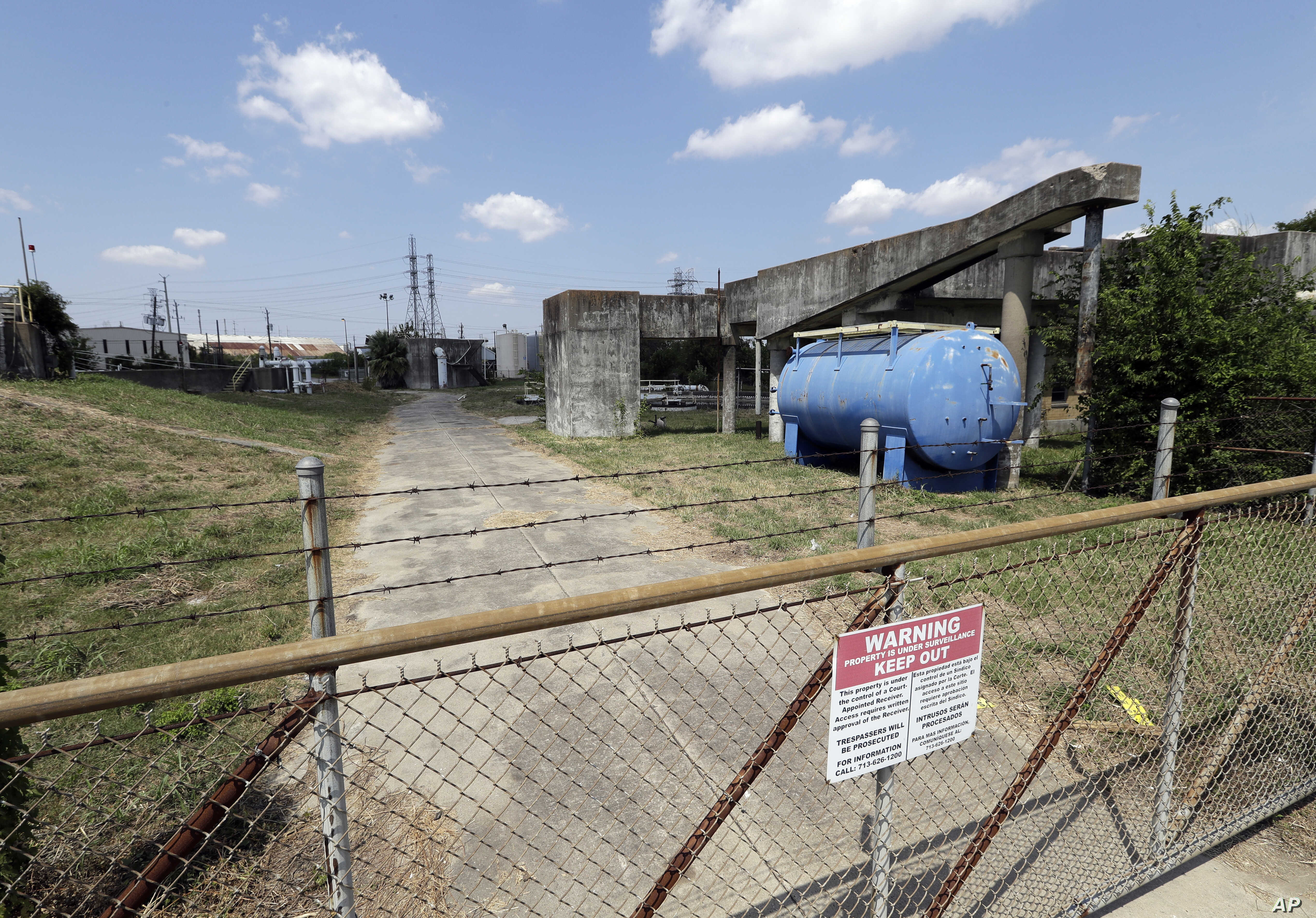 EPA Recovers Material From Houston-area Superfund Sites
