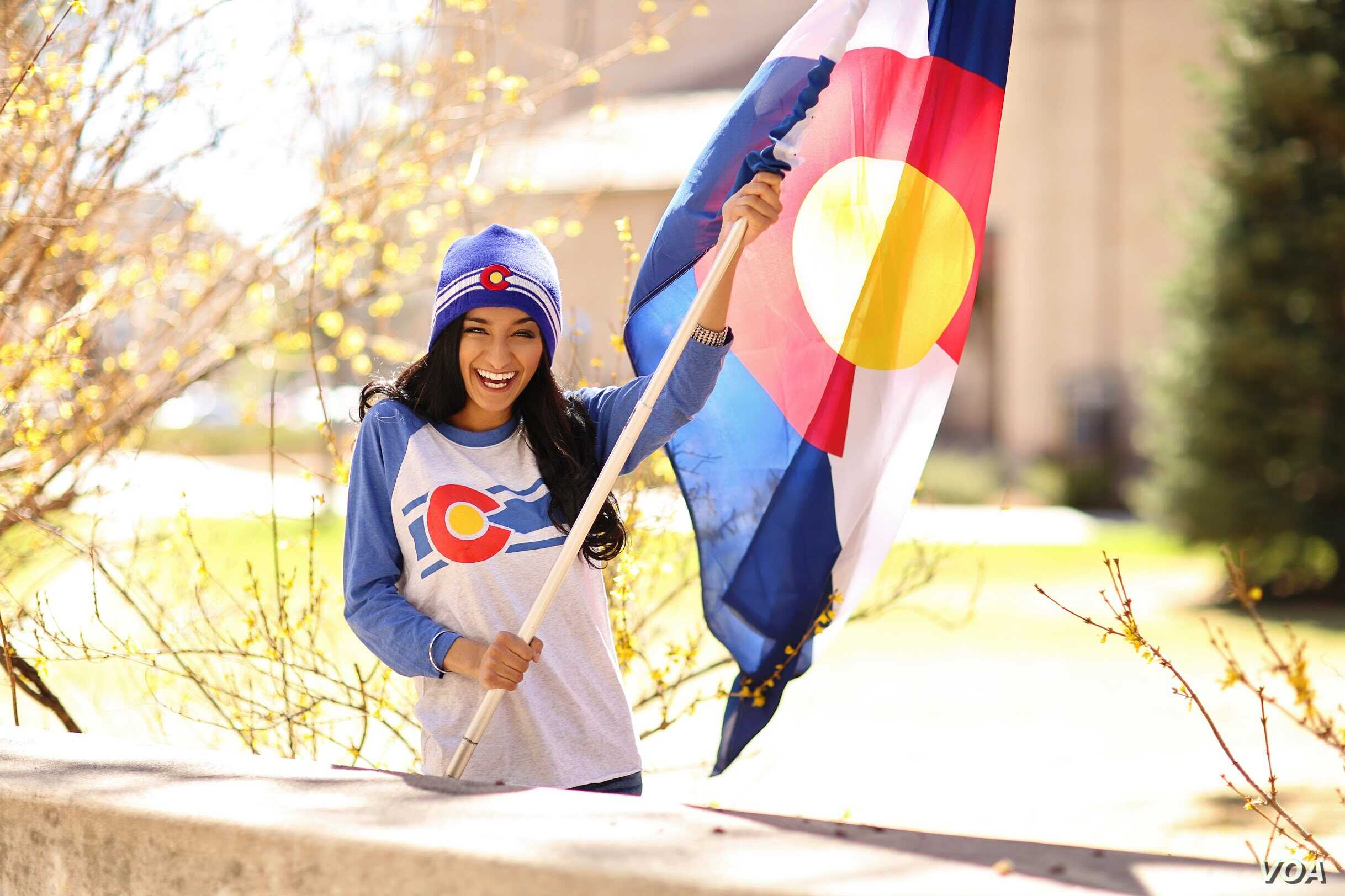 Dalai Lama Scholar is one of many honors Singh lists on her resume (Photo - Courtesy Amy K Photography)