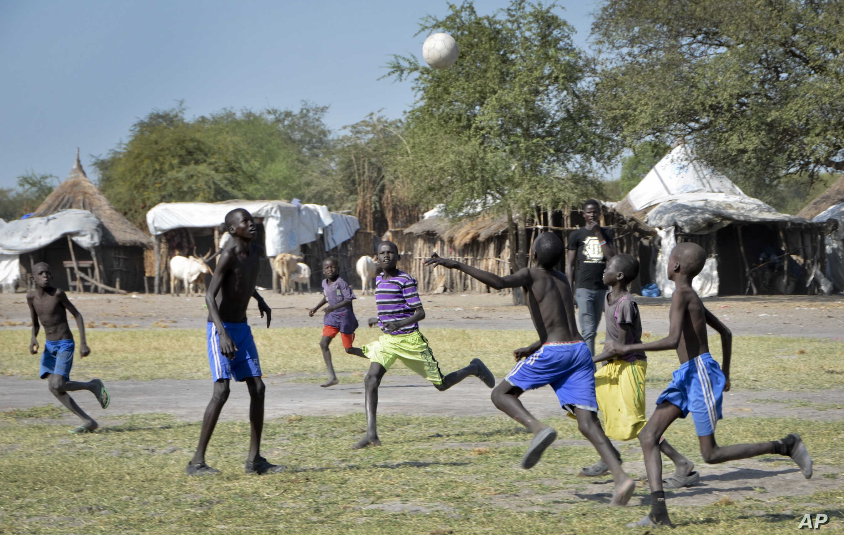 South Sudan Hopes Sports Can Promote Peace | Voice of