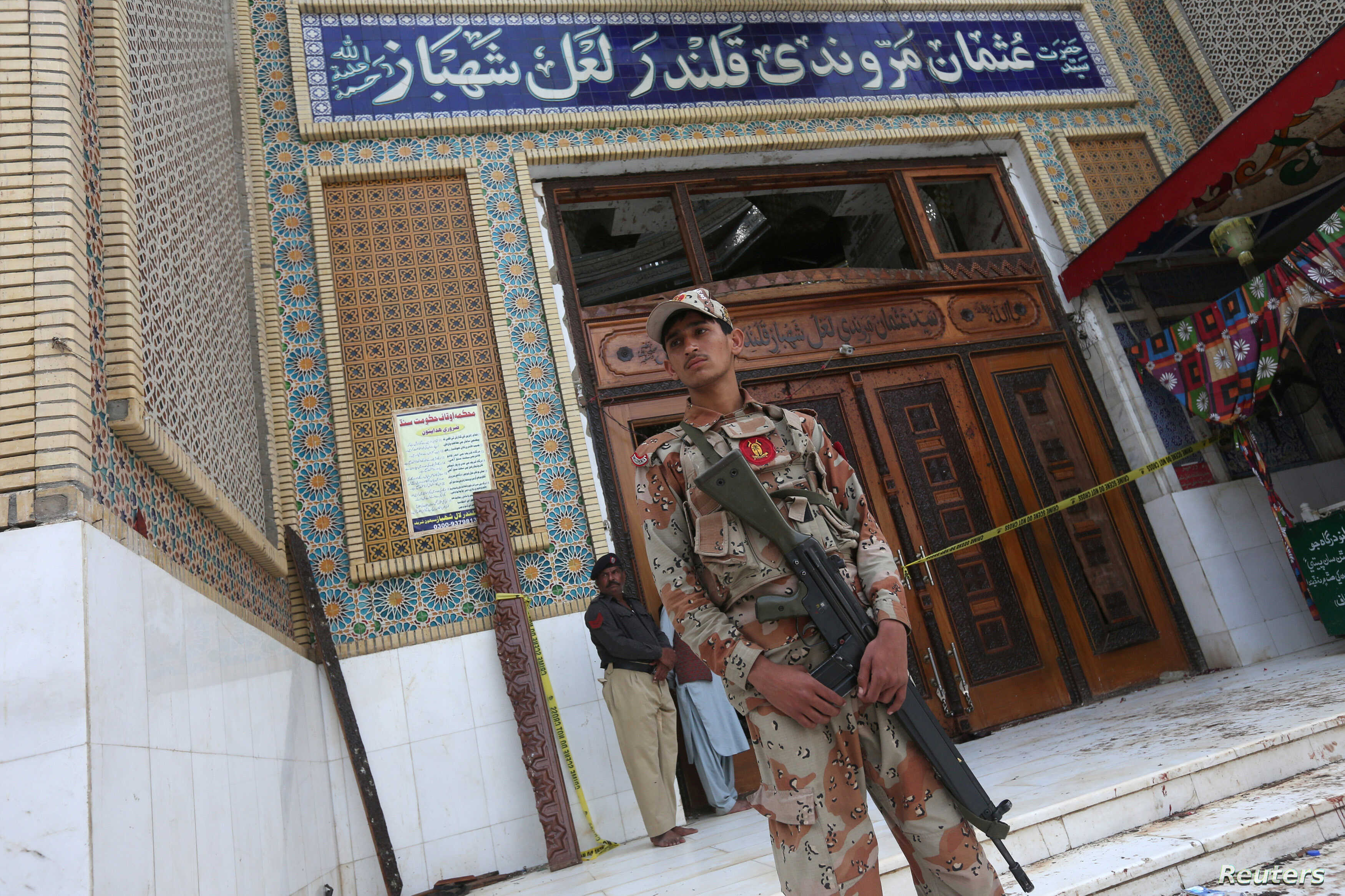 Pakistan's Sindh Province Increases Security Budget to