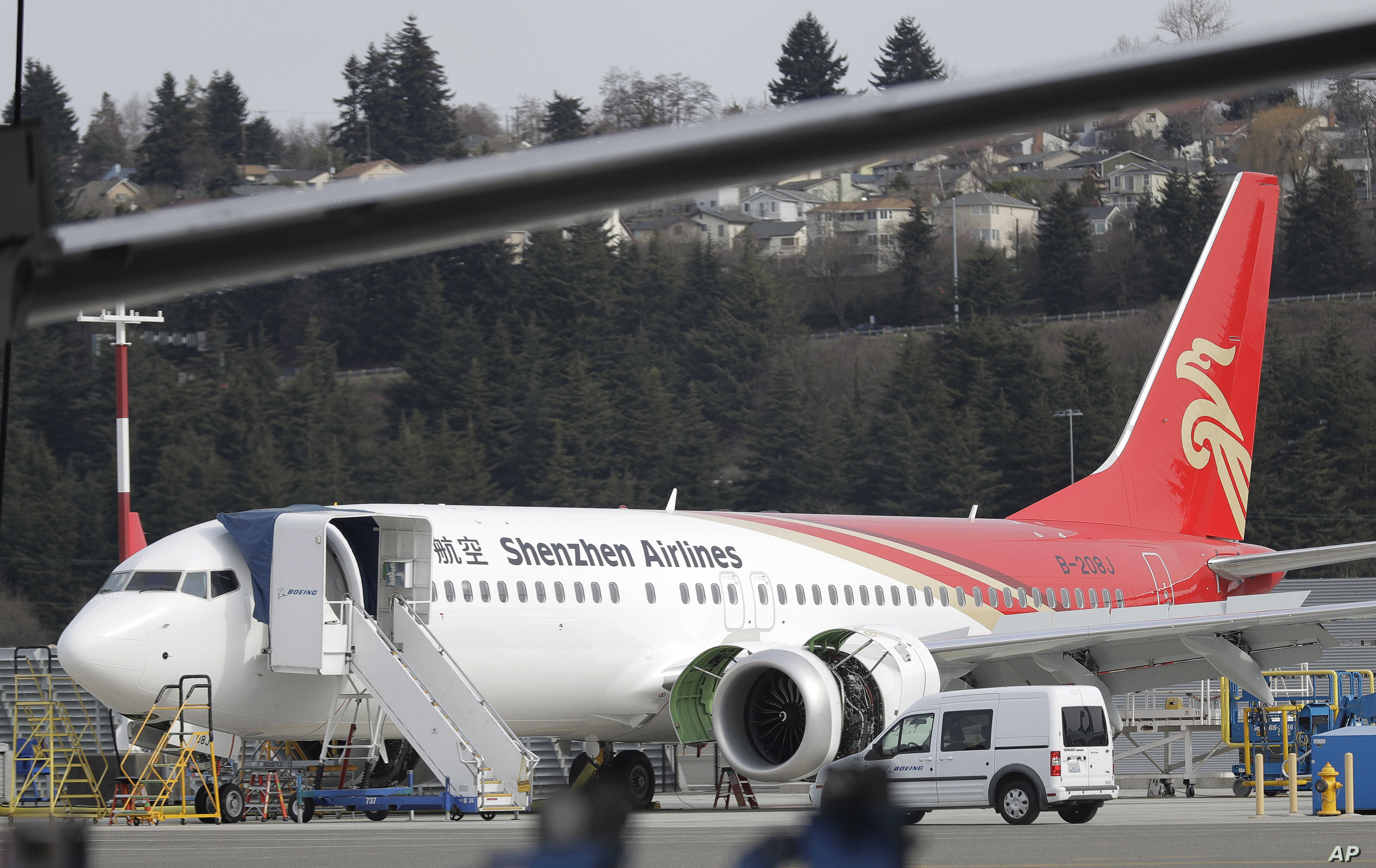 European, Canadian to Review Boeing 737 Max | Voice of