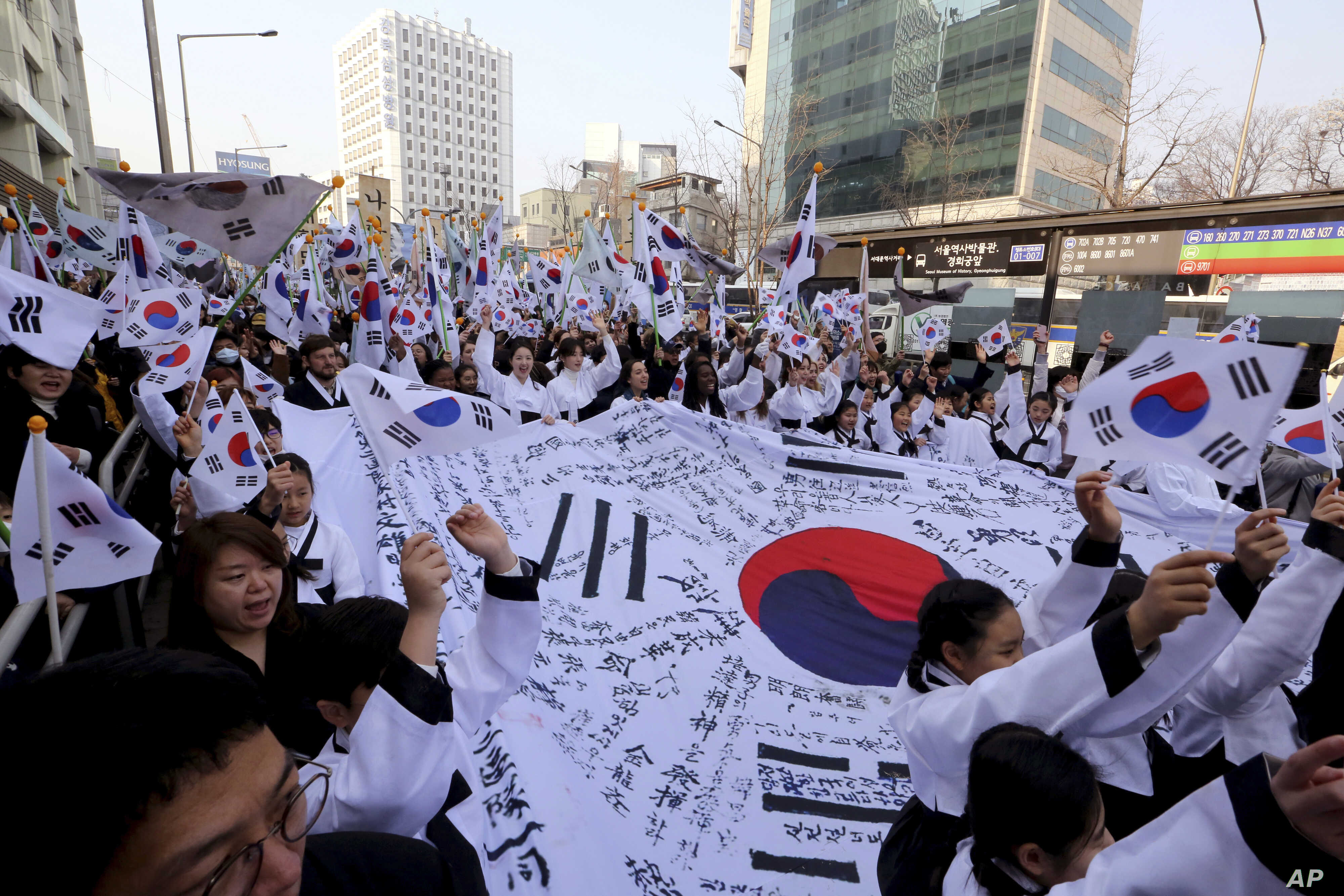Moon Outlines His Korean Peninsula Goals on Independence