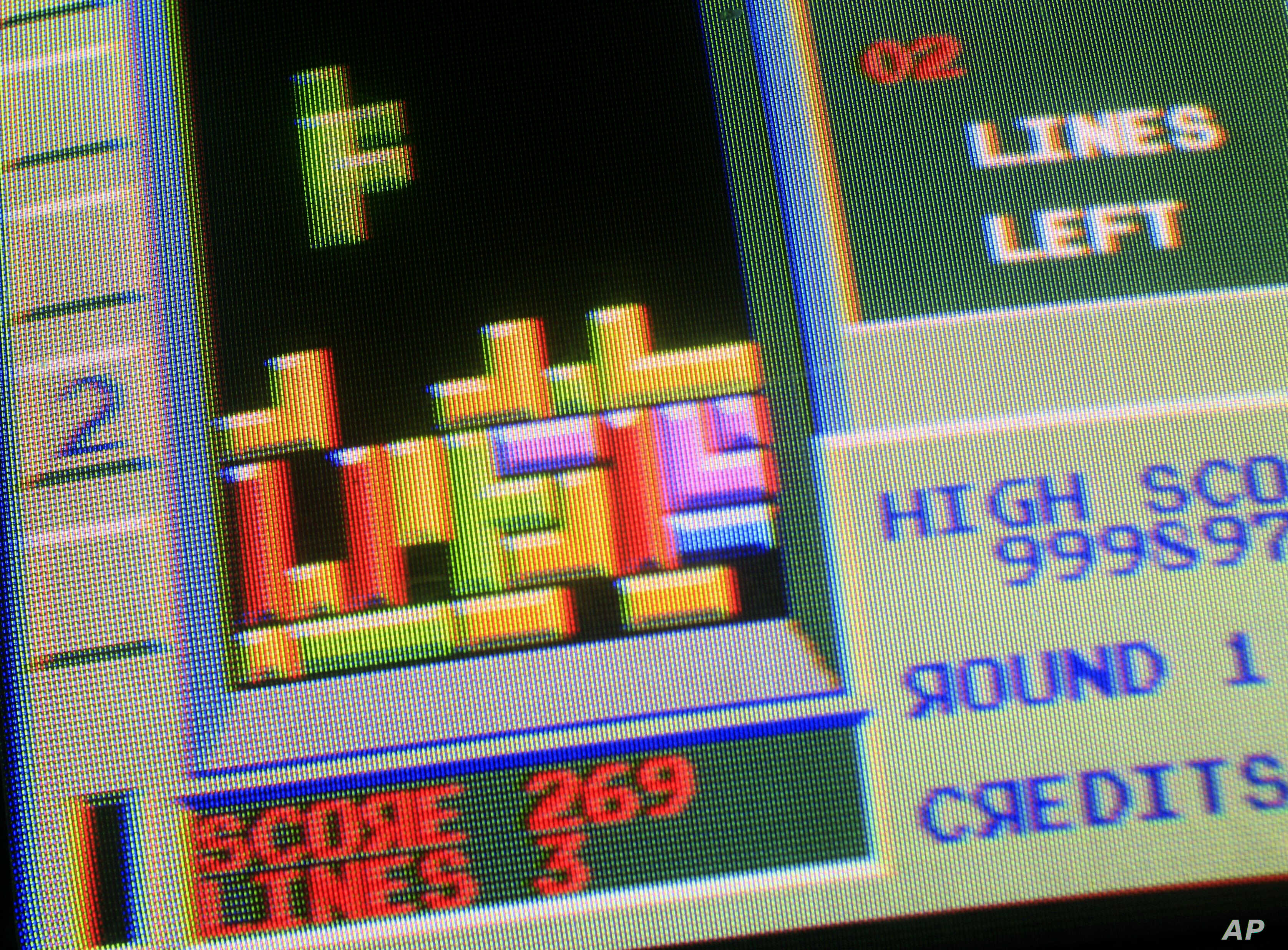 Tetris Shows Promise In Helping Ptsd Victims Voice Of