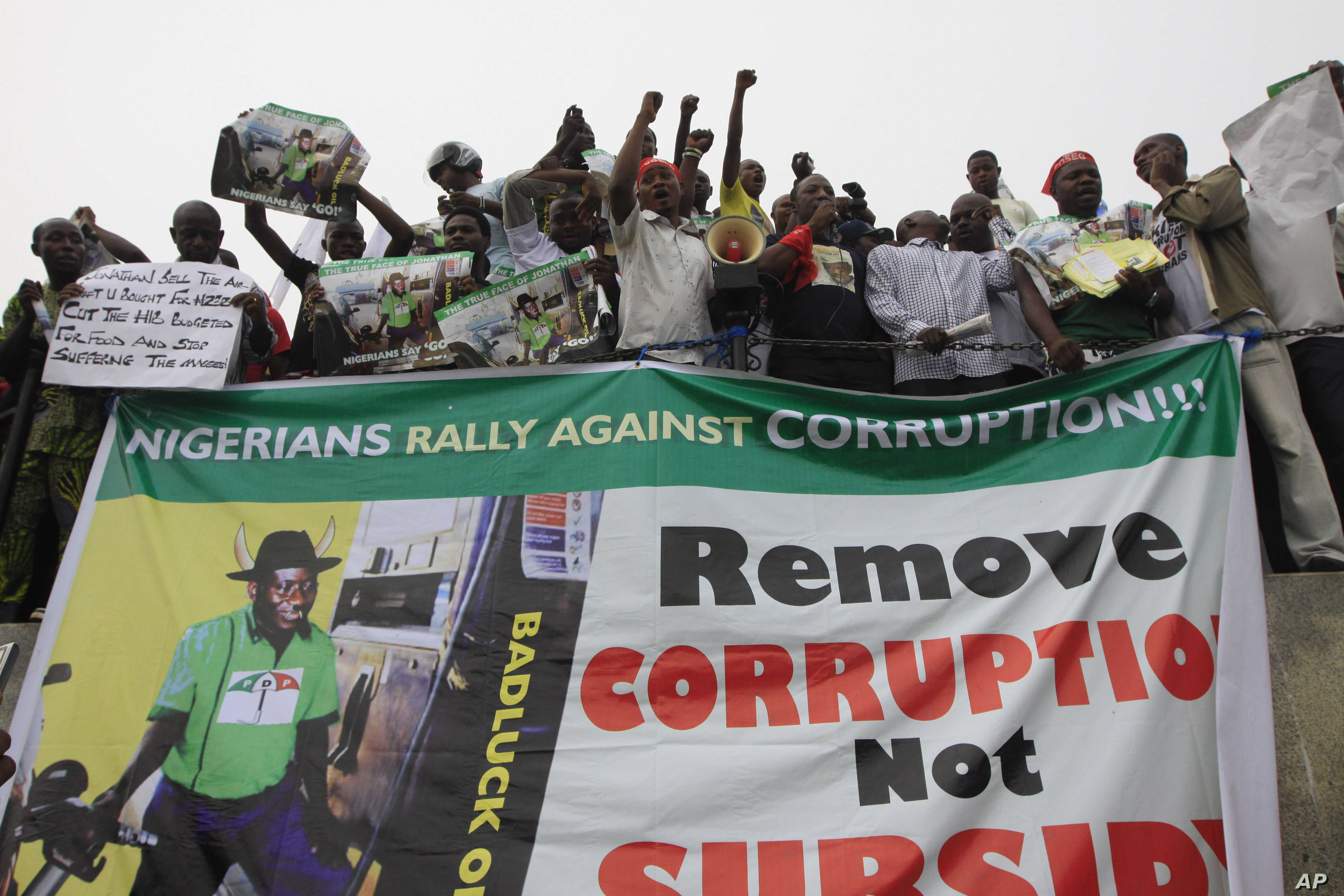 Prescription for Ending Corruption in Africa   Voice of