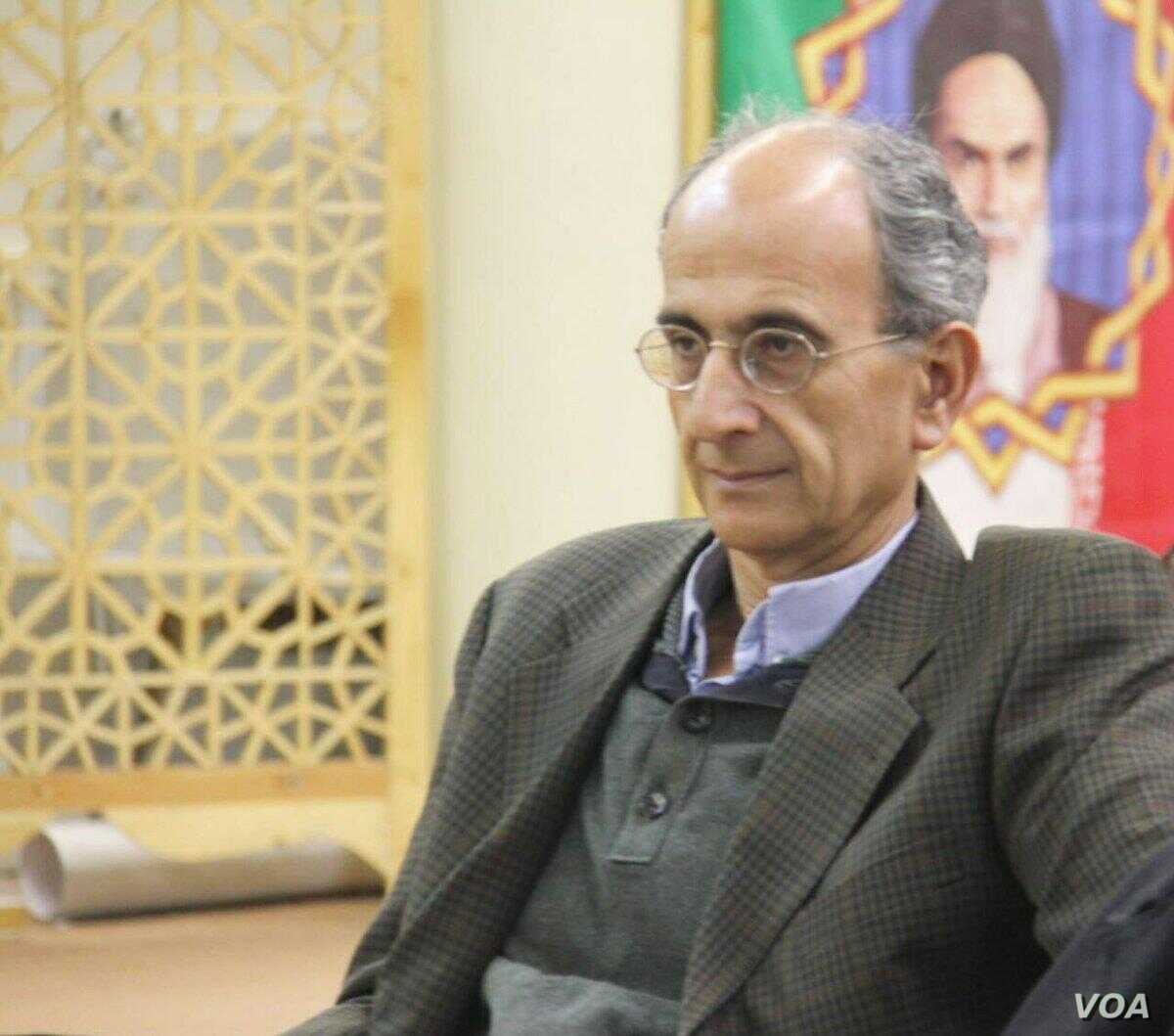 Iranian Academics Demand Answers Over Jailed Activist's