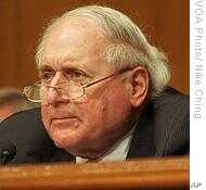 Chairman of the Senate Permanent Subcommittee on Investigations Carl Levin (D-Mich)