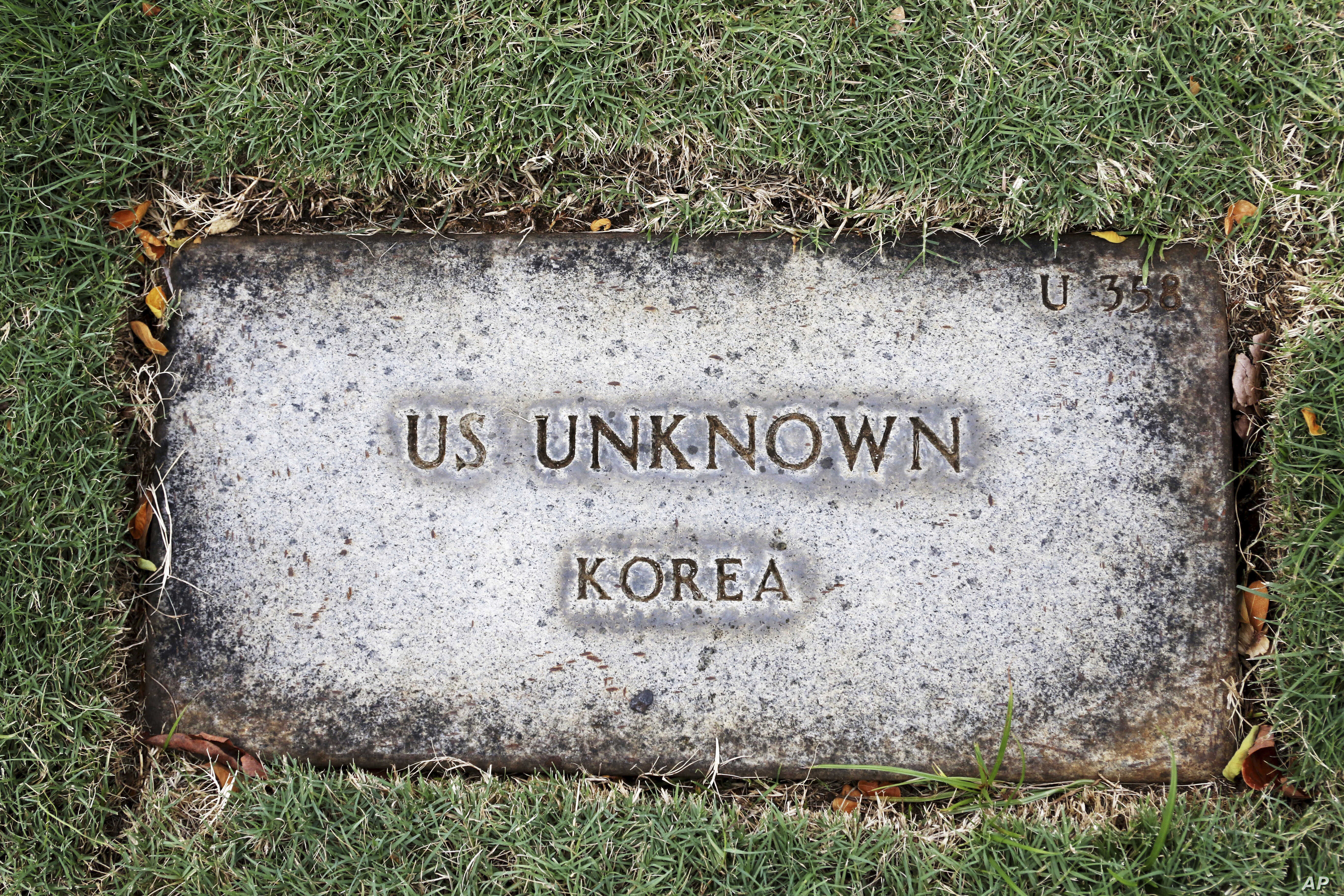 How the US Military Will Identify Remains From North Korea