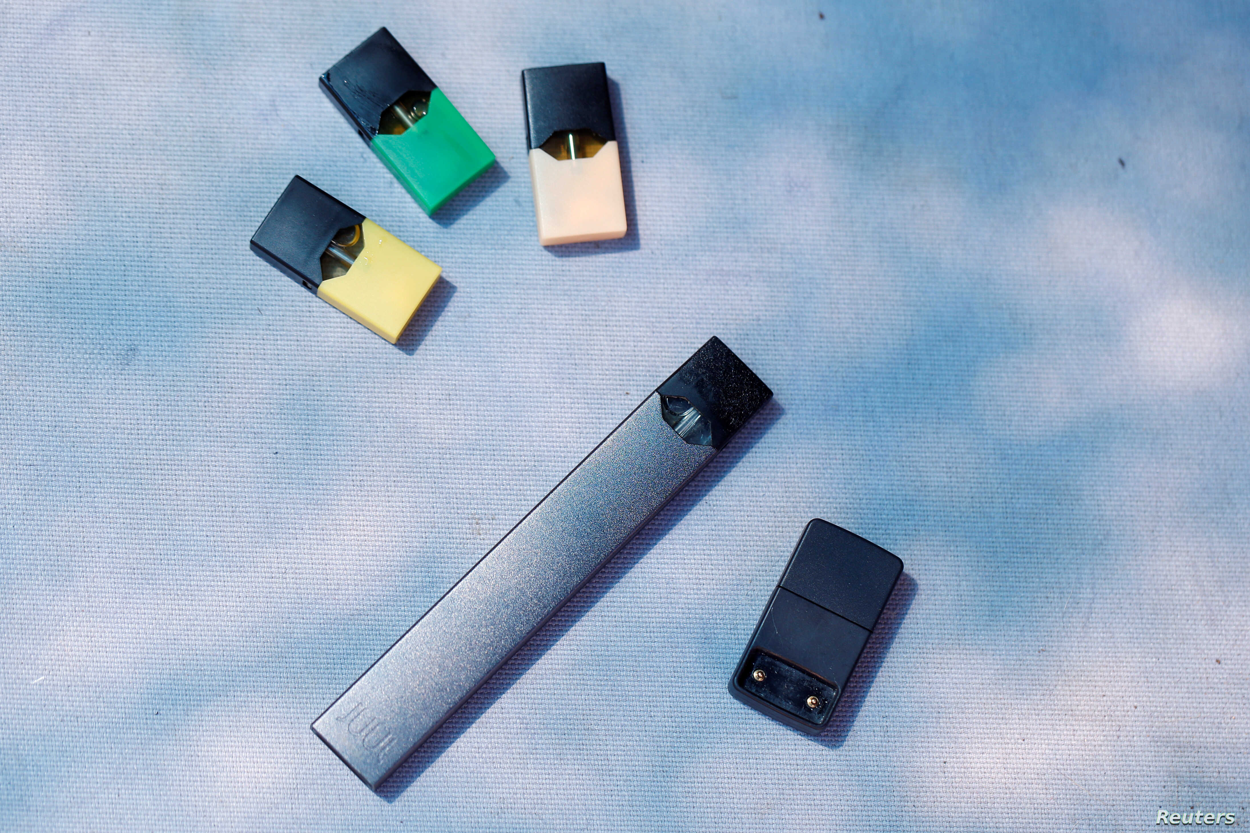 Juul Labs to Pull Sweet E-Cig Flavors to Curb Youth Use