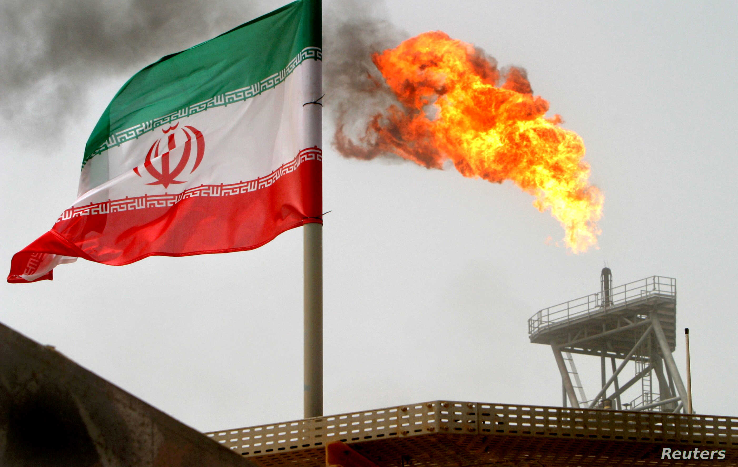 Hit by Sanctions, Asia's Iran Crude Oil Imports Drop to 3