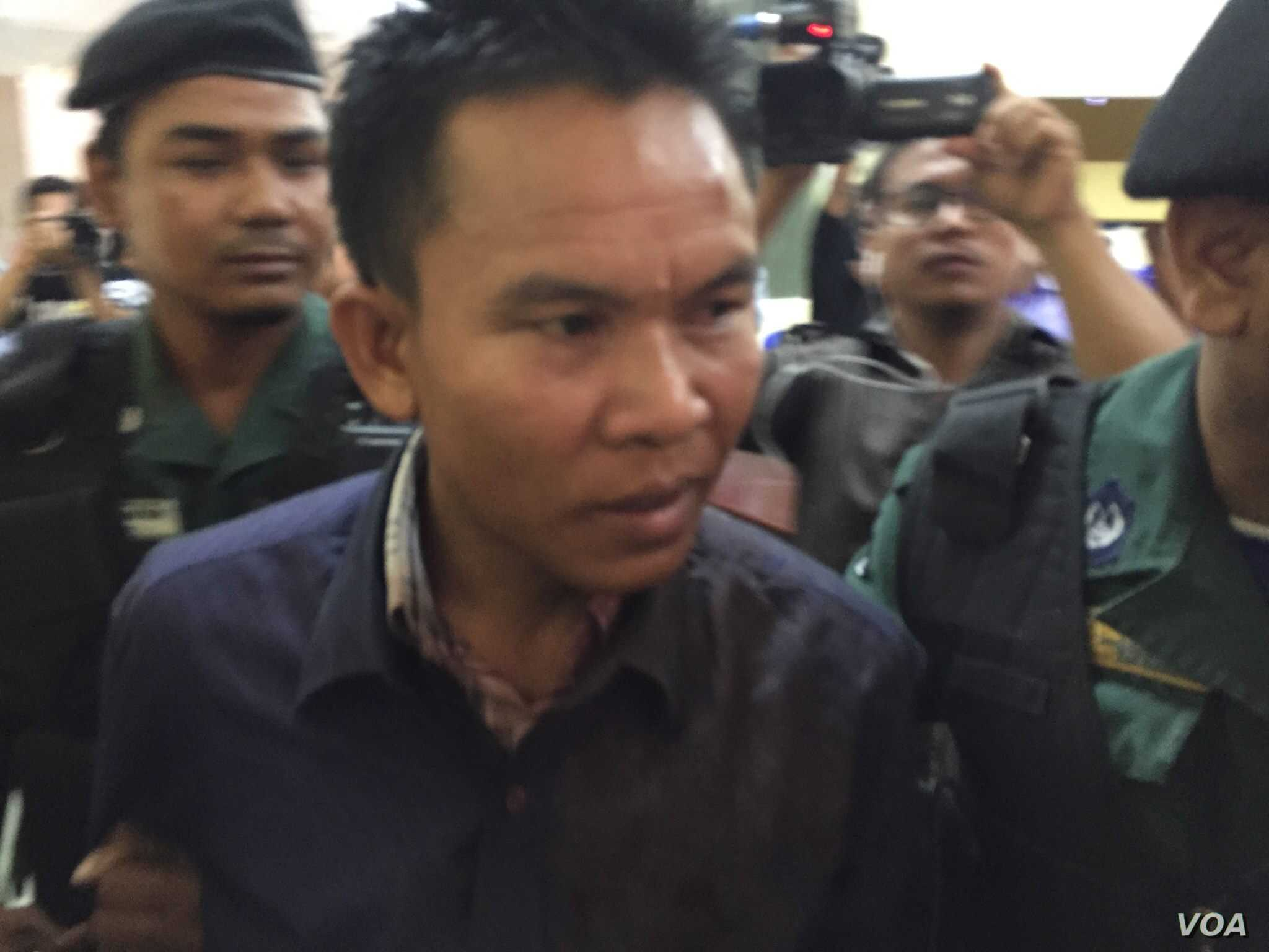 Meet the Alleged Killer of Cambodia's Kem Ley | Voice of