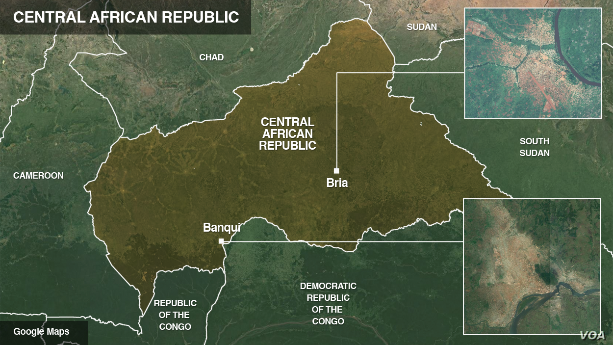 At Least 15 Dead After Church in Central African Republic ... on