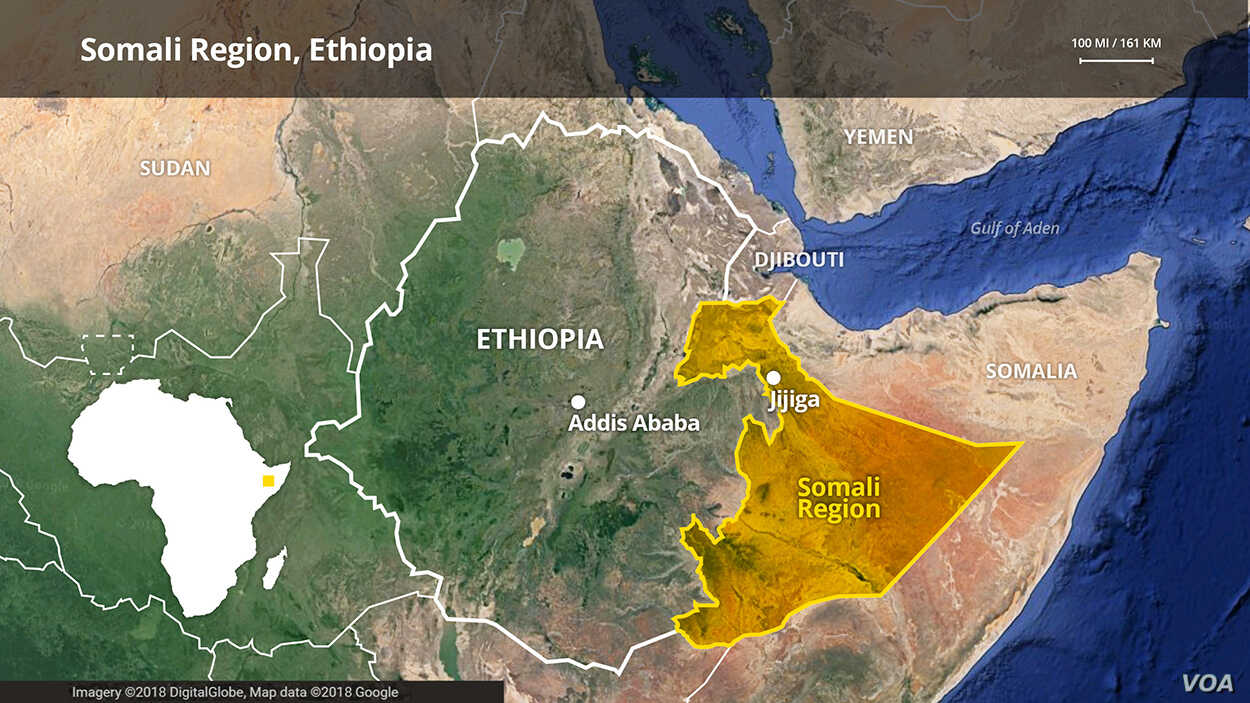 Ethiopia to Charge Restive Region's Former Leader with Civil War