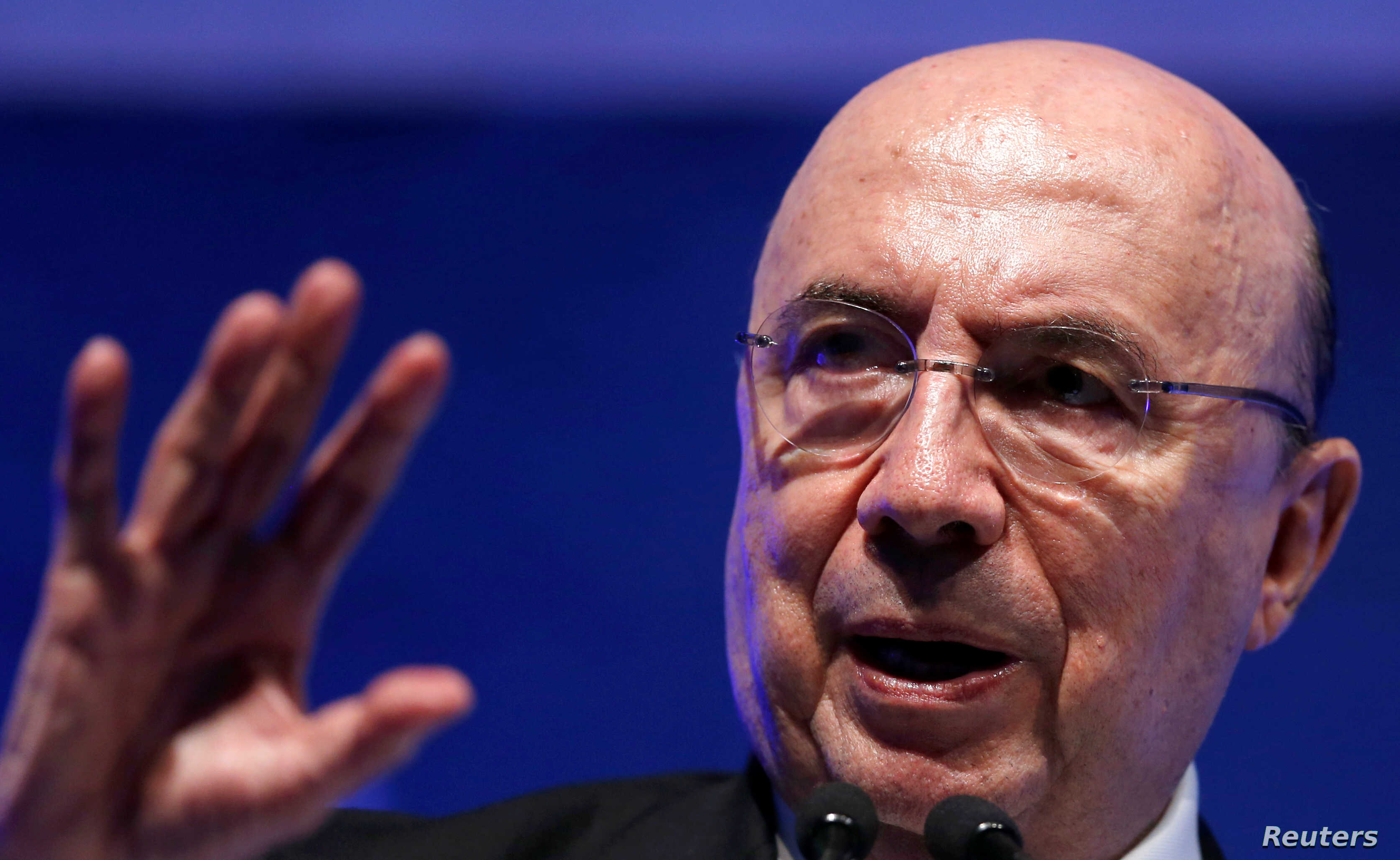 Brazils Meirelles Jokes About A Vice Presidential Candidacy Voice