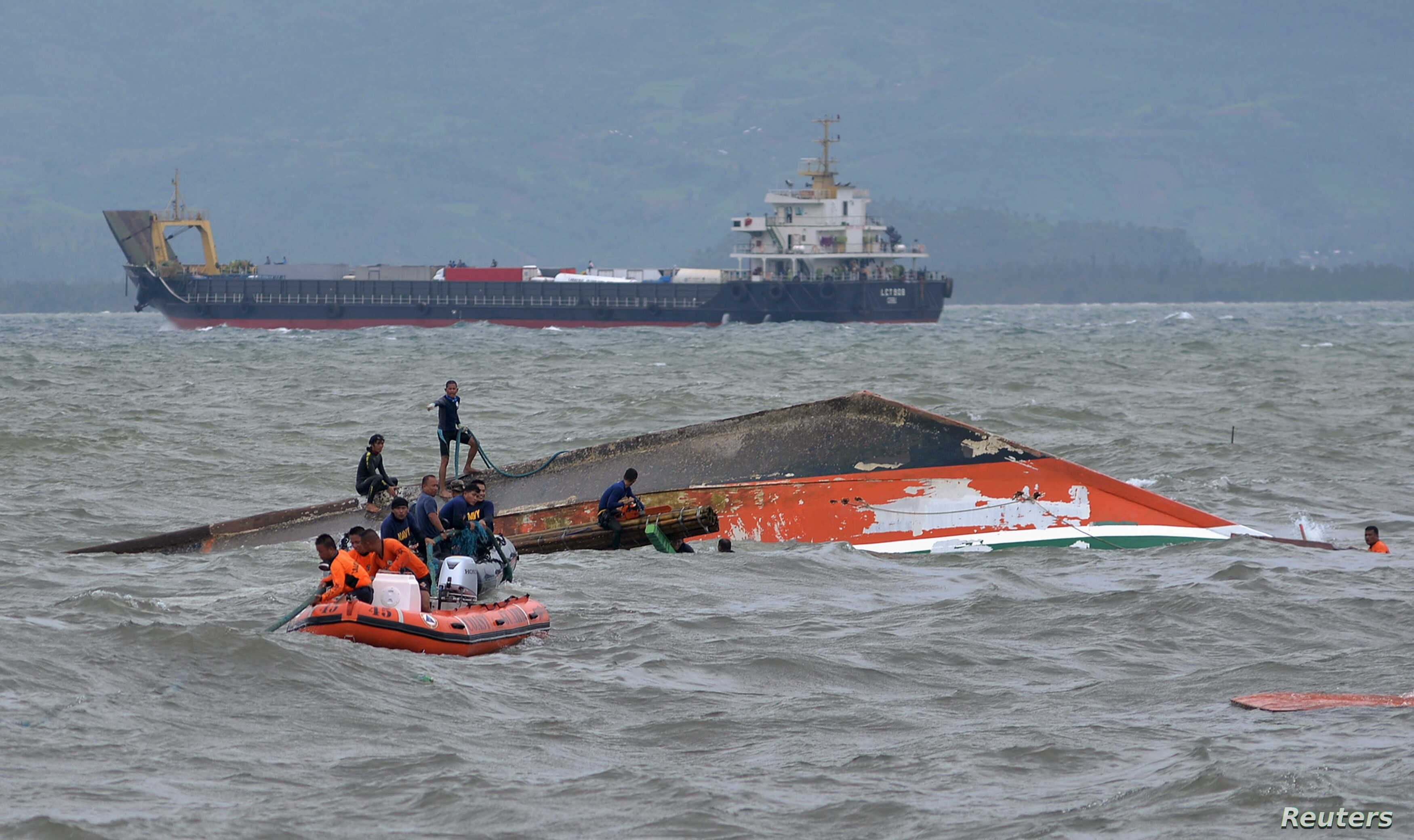 50 Killed in Philippines Ferry Accident | Voice of America - English