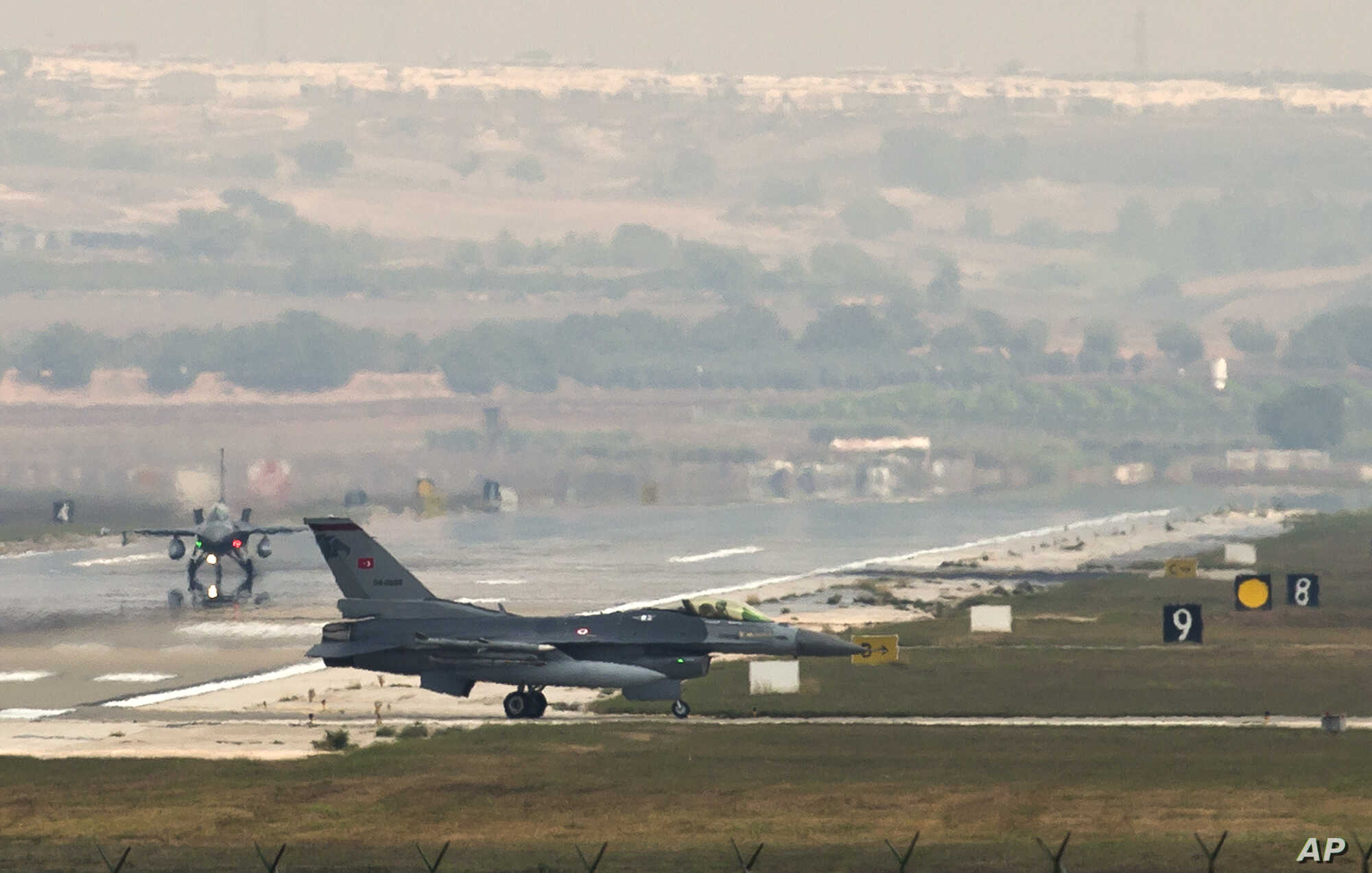 Military Activity Seen at Turkey's Incirlik Air Base | Voice ... on shaw air force base, ramstein air base, aviano air base, osan air base, 39th air base wing, eaker air force base map, dover air base map, otis air national guard base map, raf alconbury, buckley air base map, raf lakenheath, selfridge air base map, barksdale air base map, malmstrom air force base, shaw air base map, eglin air base map, phan rang air base map, minot air force base, izmir air base, marine corps air station iwakuni map, scott air force base, howard air force base map, los angeles air force base map, barksdale air force base, andersen air base map, tyndall air base map, mcconnell air base map, lajes field, kadena air base, croughton air base map, seymour johnson air force base map, united states air force academy map, iwakuni air base map, offutt air base map,