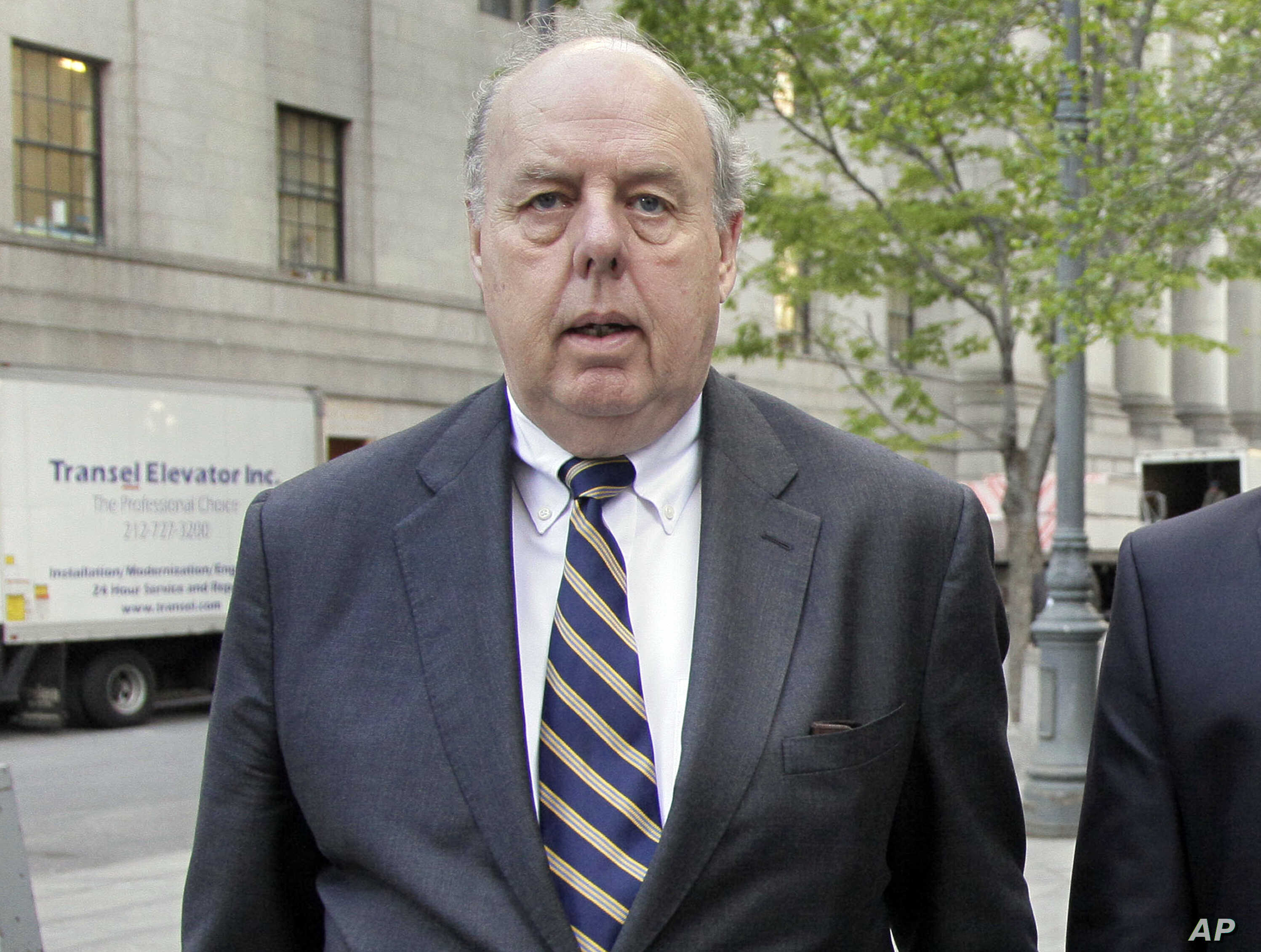 FILE - Attorney John Dowd is pictured in New York, April 29, 20111.