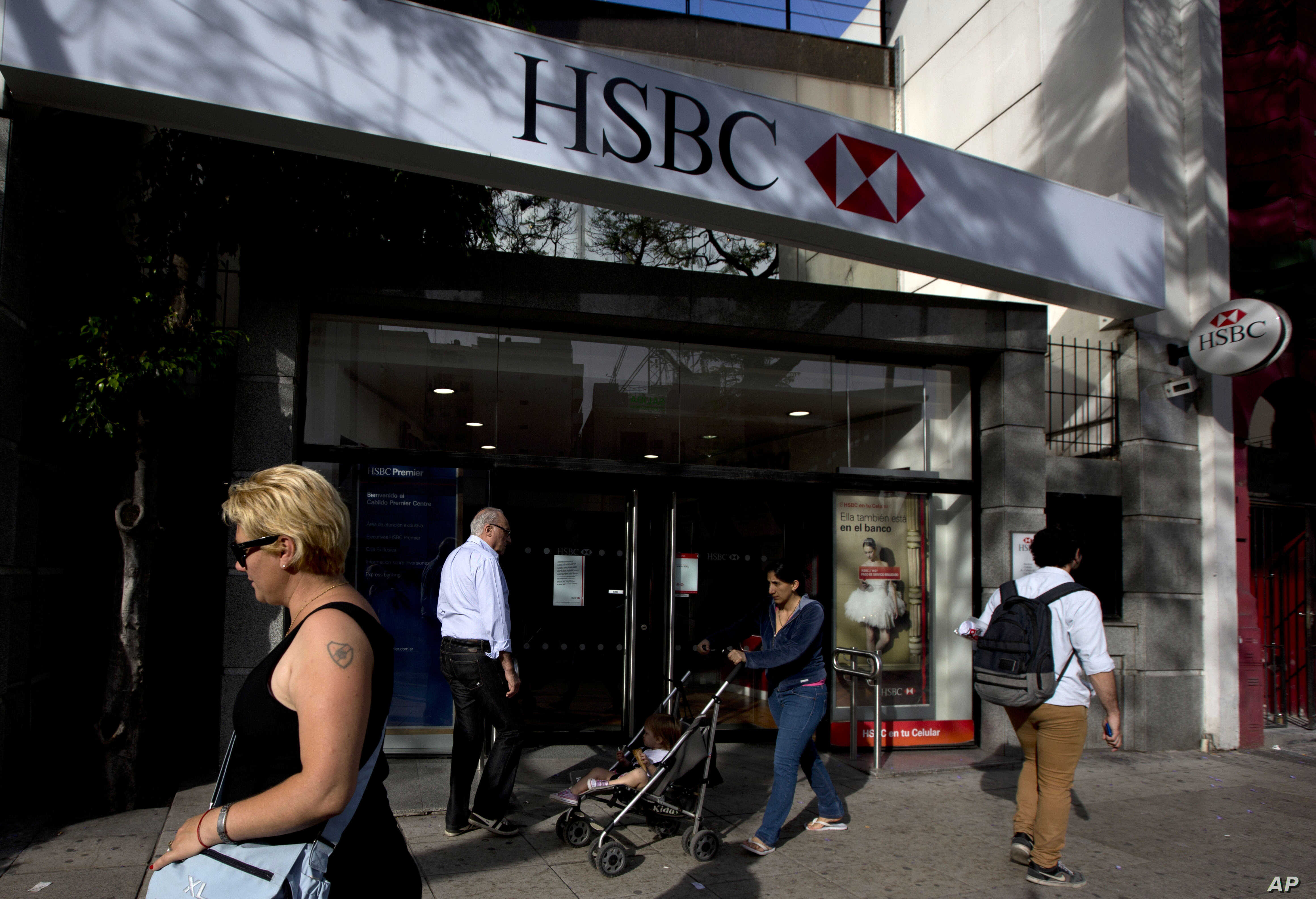Argentina Wants HSBC to Repatriate $3 5 Billion in Offshore Funds
