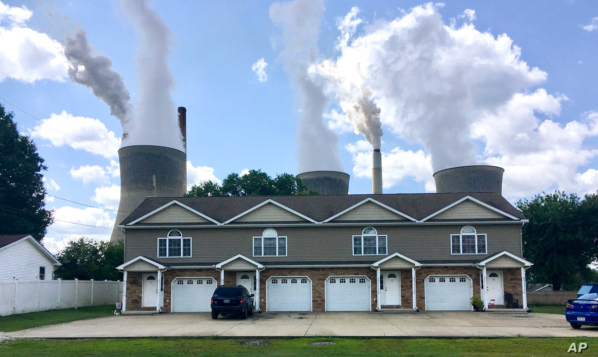 Trump's Pollution Rules Rollback to Hit Coal Country Hard