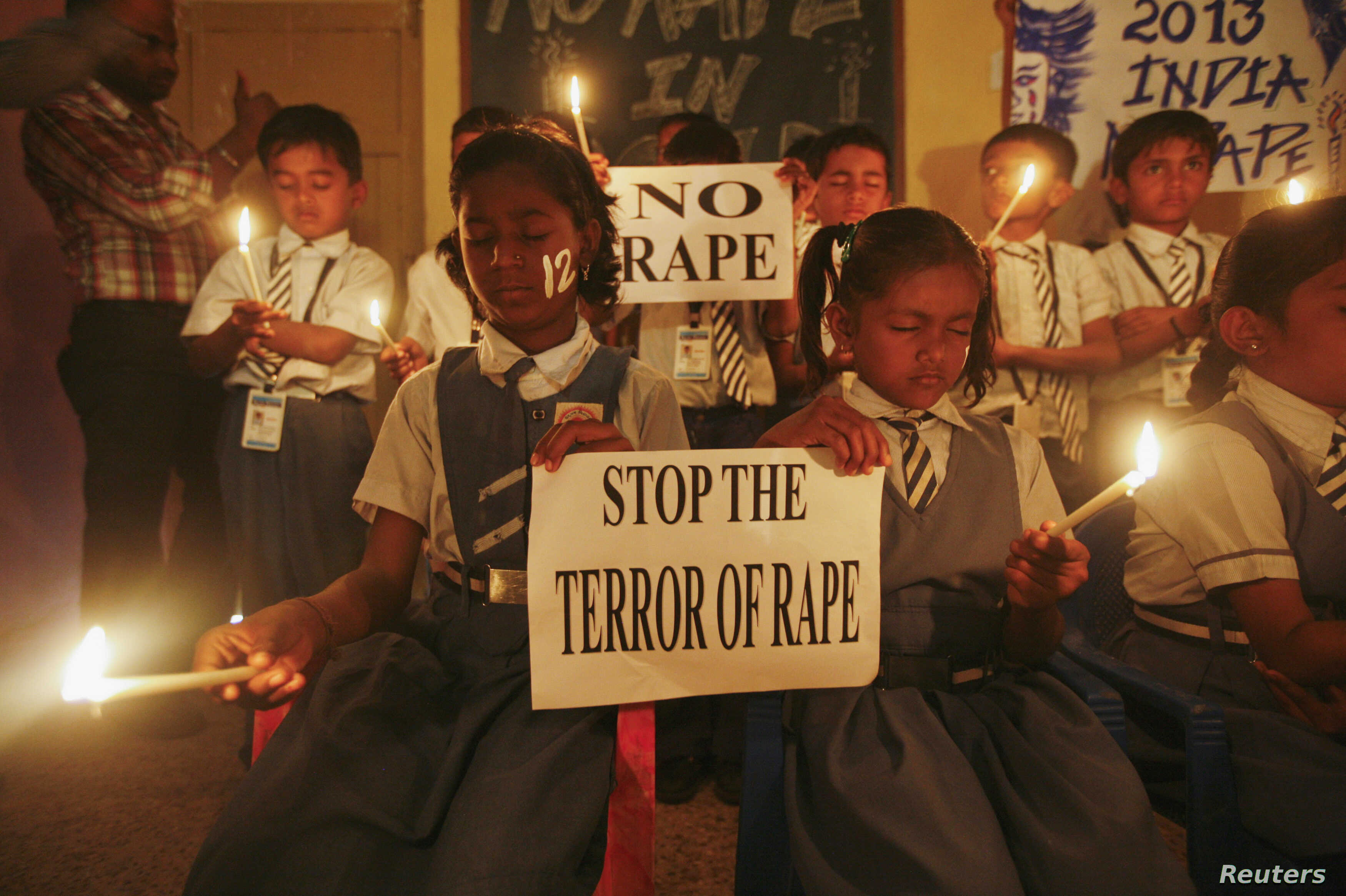 India Marks Somber New Year's Eve After Rape Victim's Death