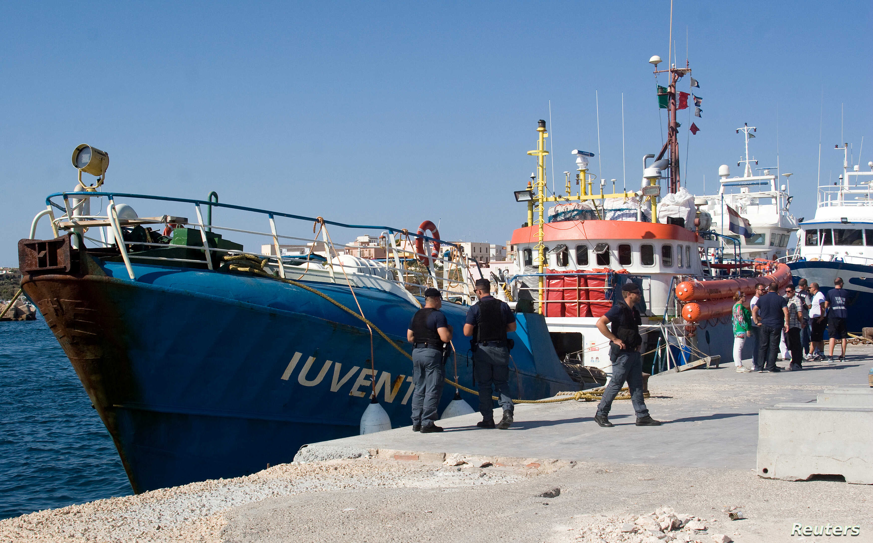 In Mafia's Death Triangle Nigerian, Ghanian Migrants Just Try to