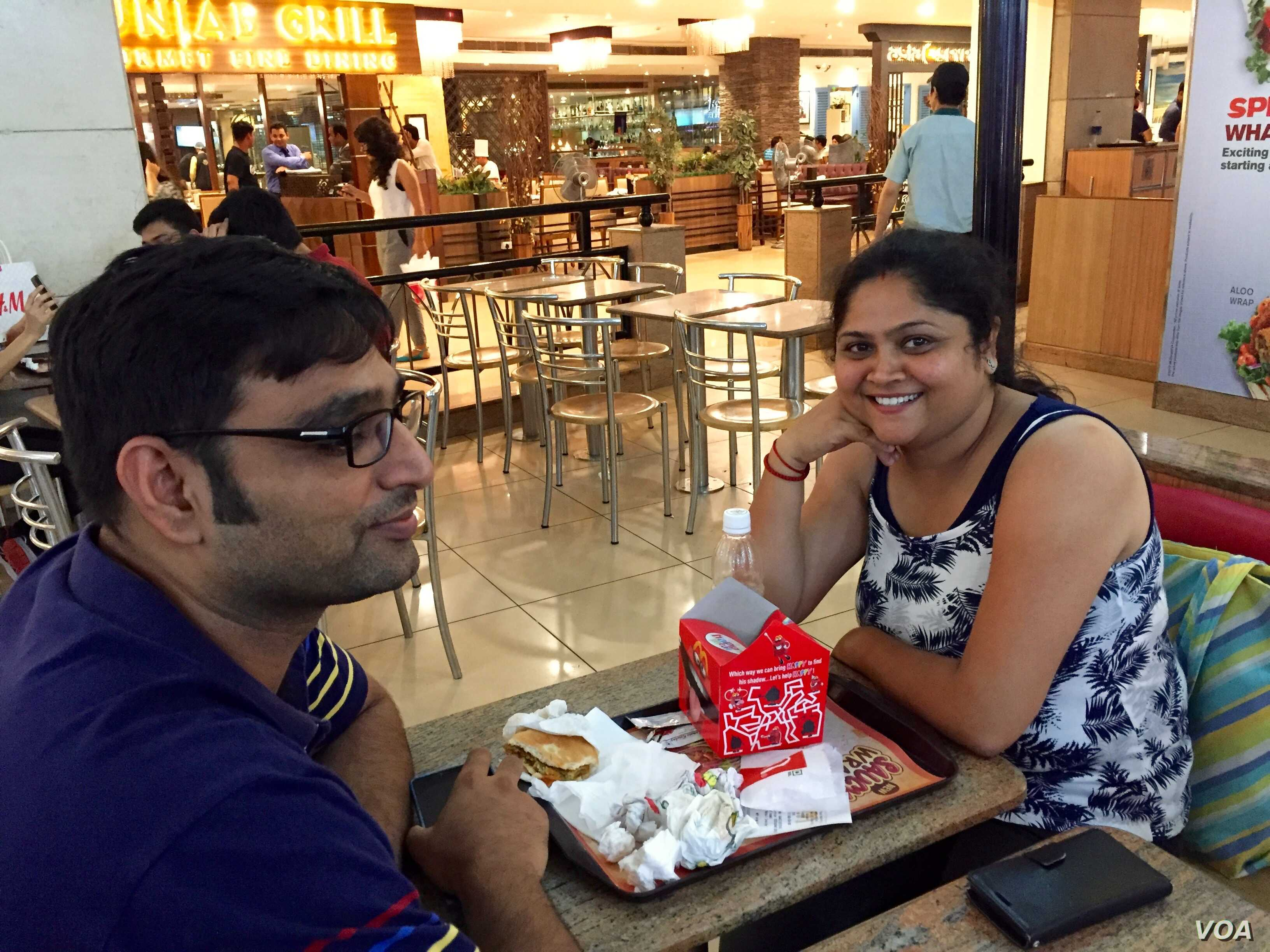 I-T engineer Gaurav Singh wants the government to focus on education and awareness instead of taxing fast food.
