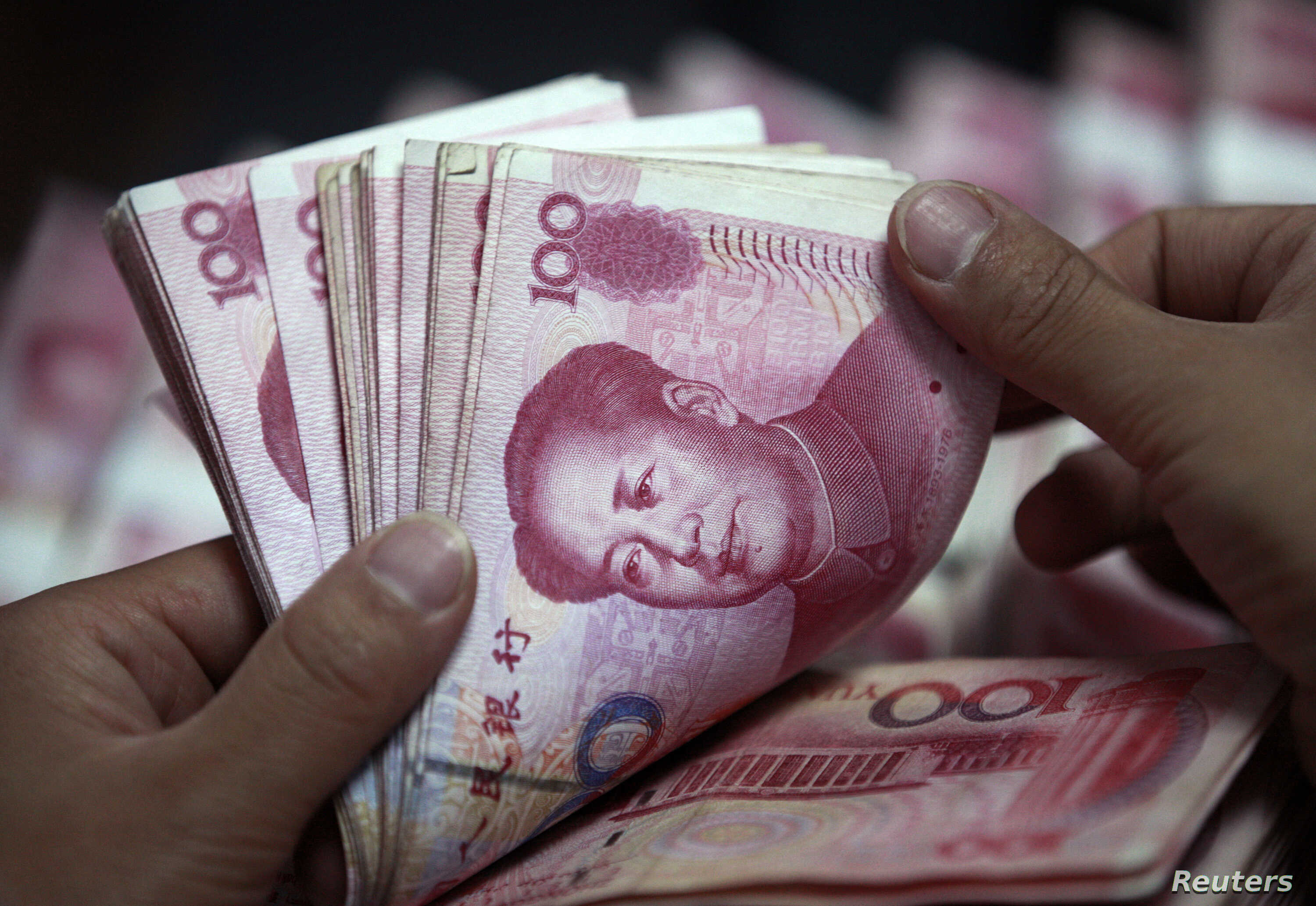 African Banks Consider Chinese Yuan