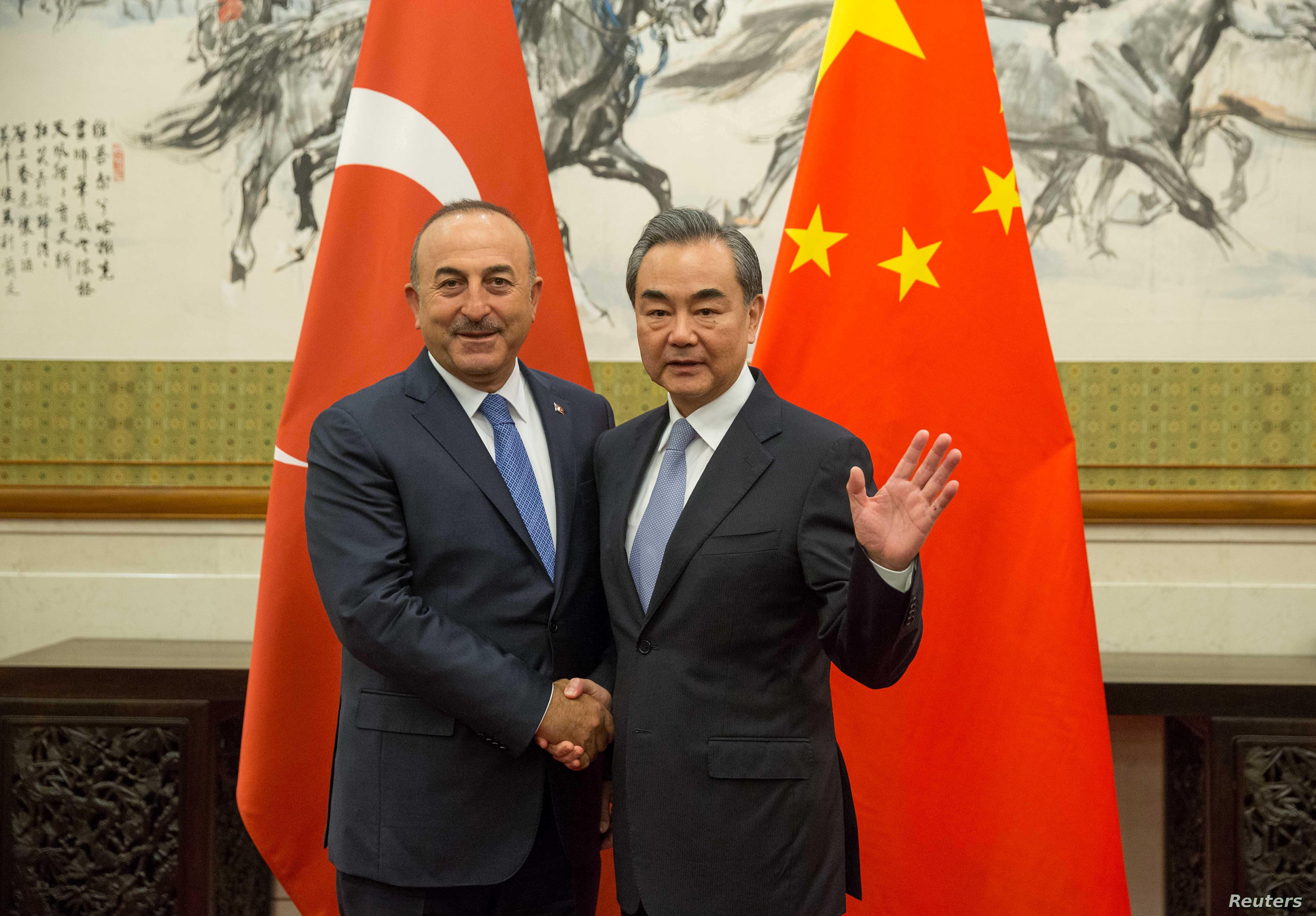 Turkey, China Pledge Security Cooperation | Voice of America - English