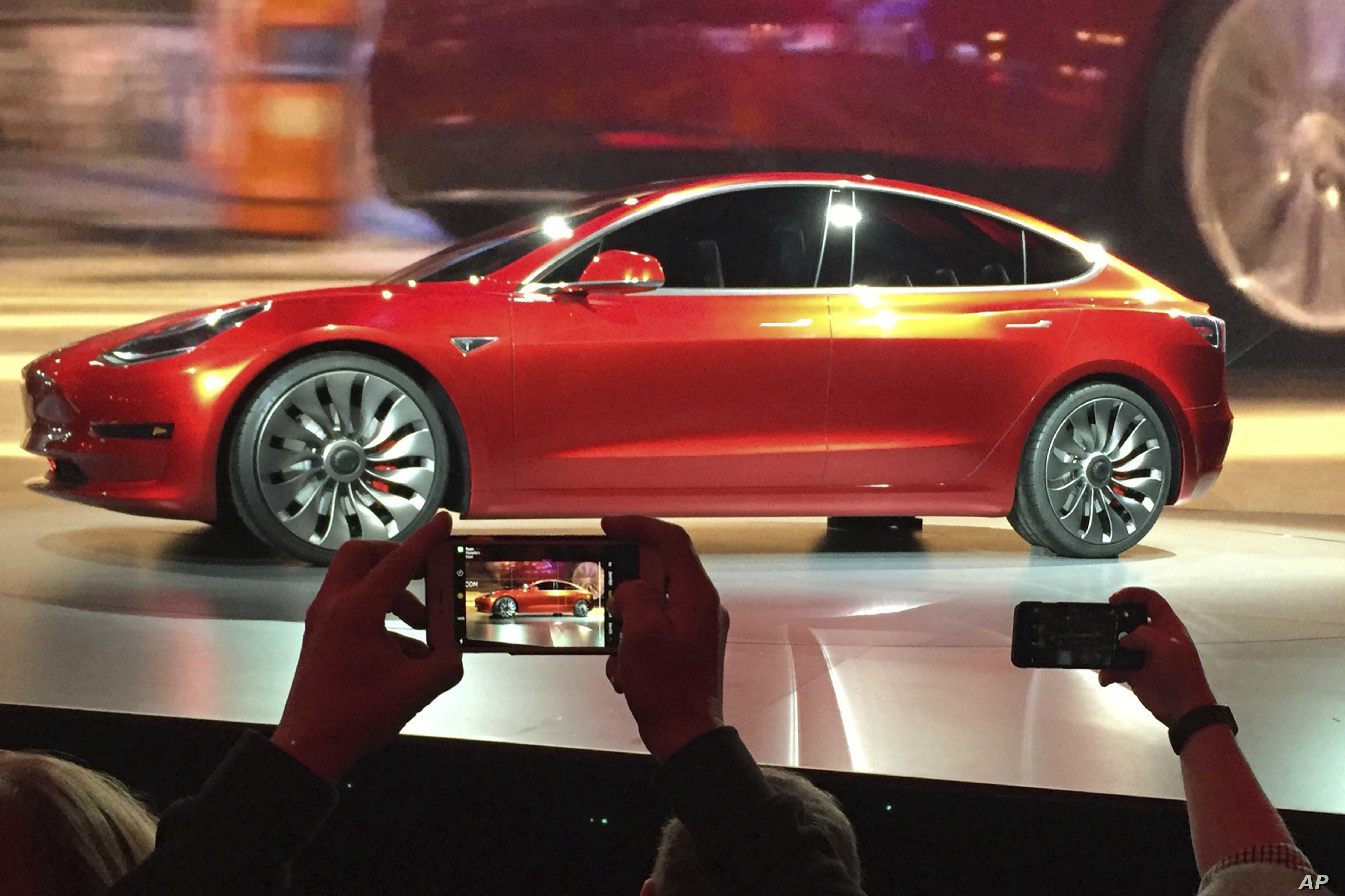 Tesla Says its Model 3 Car will Go on Sale on Friday | Voice of