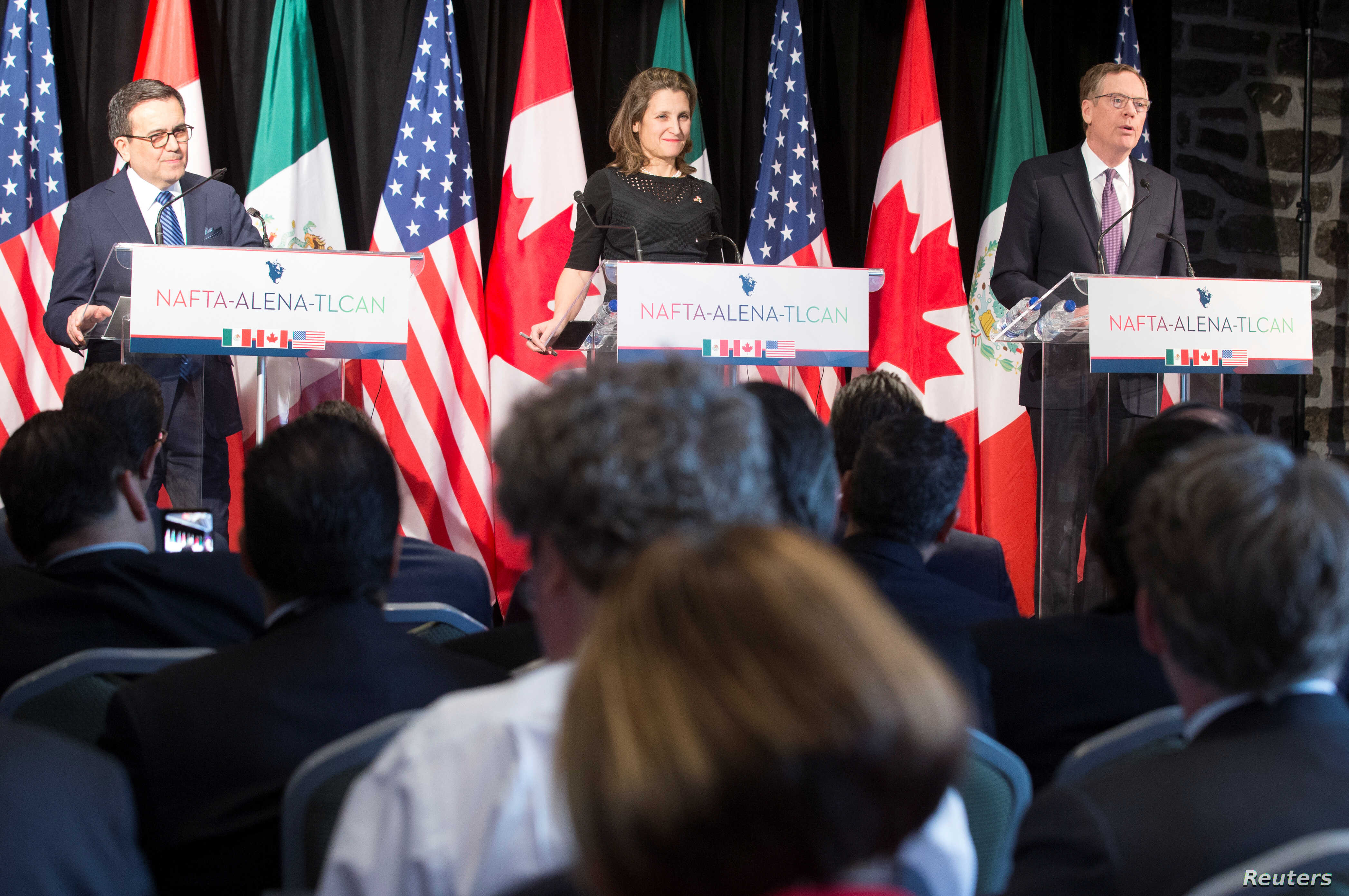 US Rejects Proposals to Unblock NAFTA, But Will Stay in