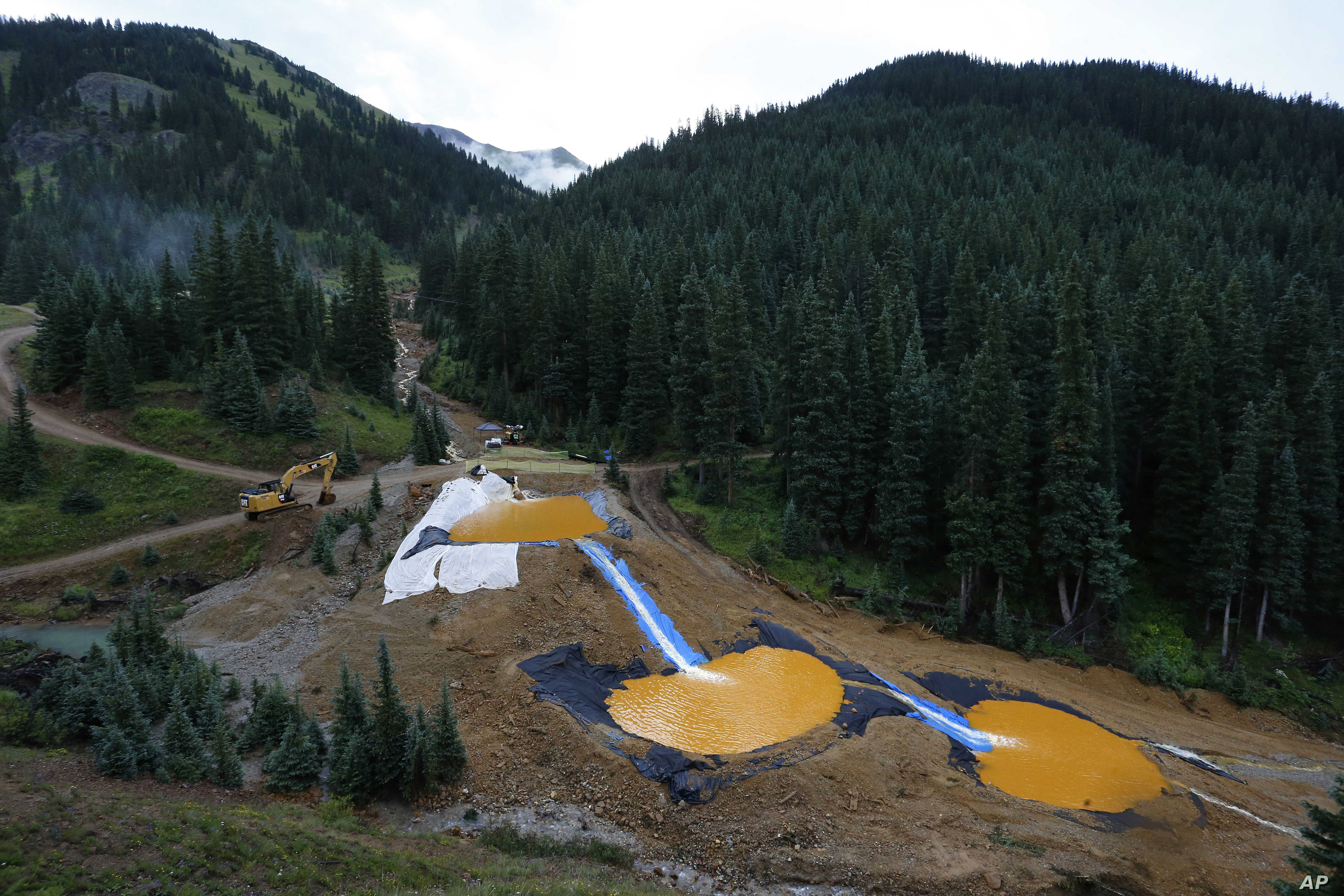 US Officials Drop Mining Cleanup Rule After Industry Objects | Voice