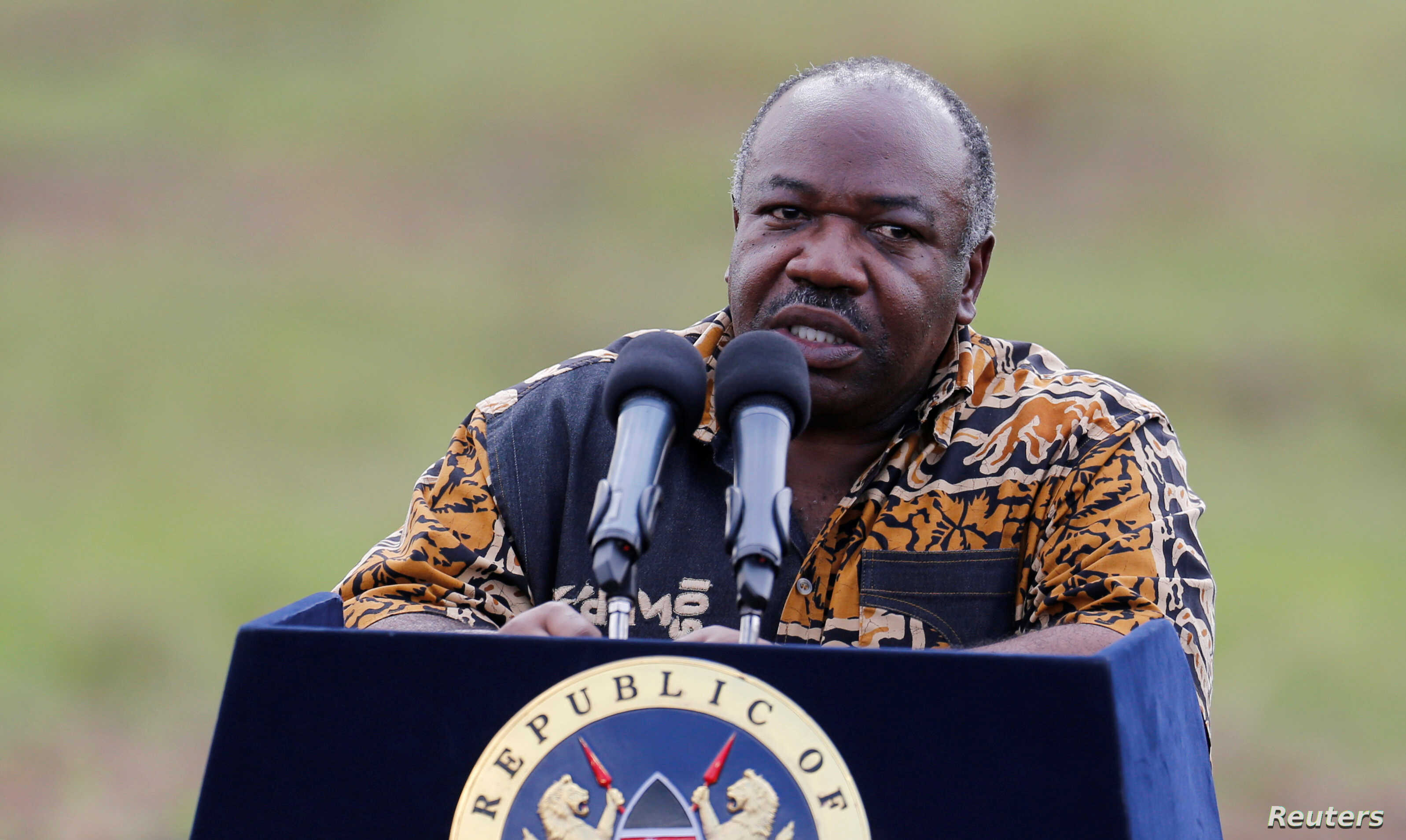 Strong Opposition Bid Seen in Gabon Presidential Election   Voice of