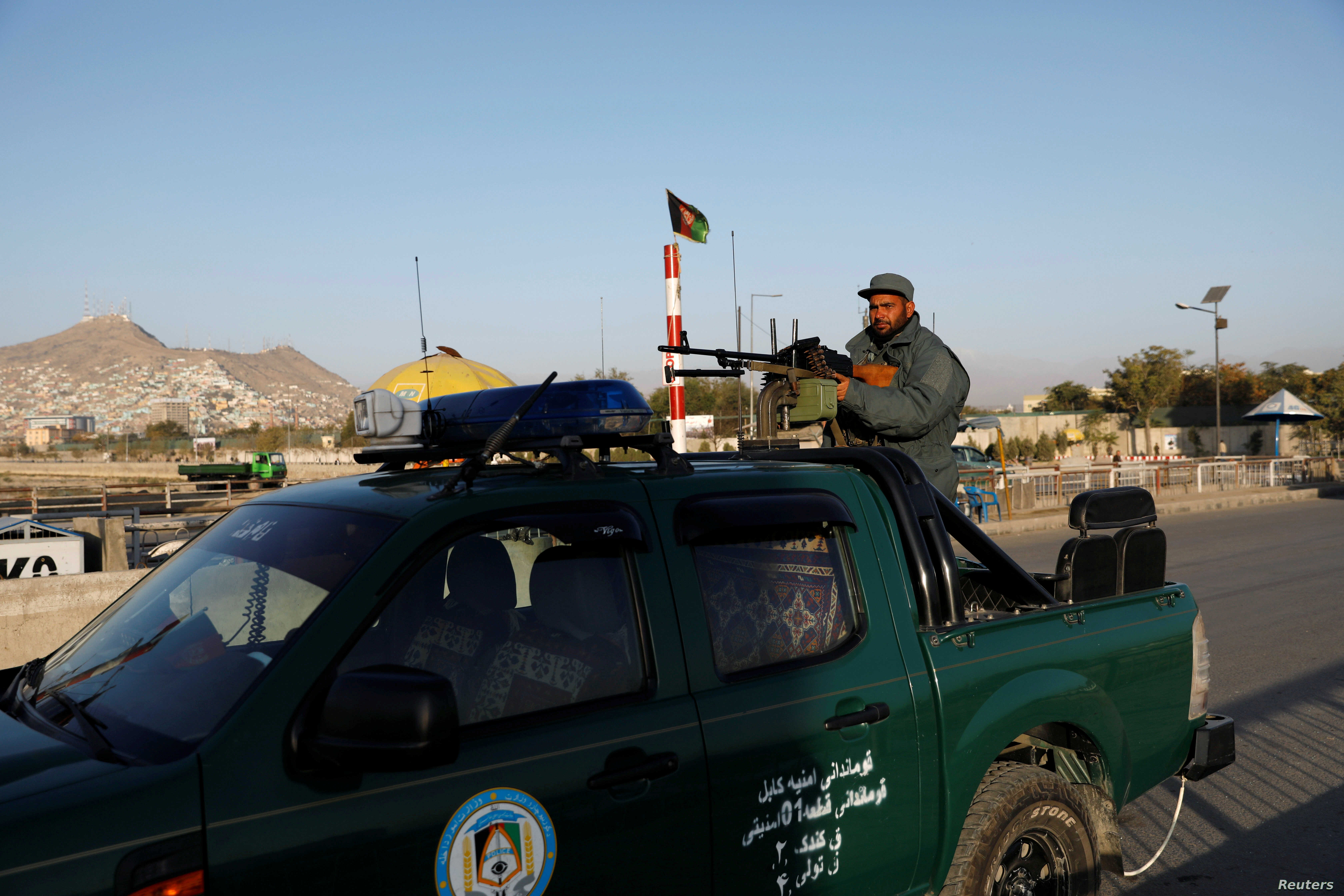 UN: Record Number of Afghans Killed or Wounded During